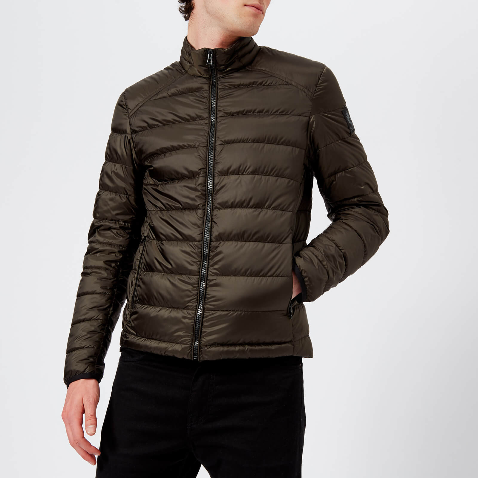 9e59b1912ddb Belstaff Men s Ryegate Jacket - Rustic Moss - Free UK Delivery over £50