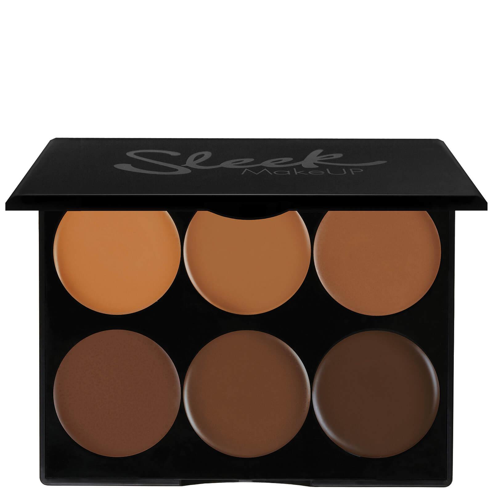 f8df0a8f07e6 Sleek MakeUP Cream Contour Kit - Extra Dark 12g