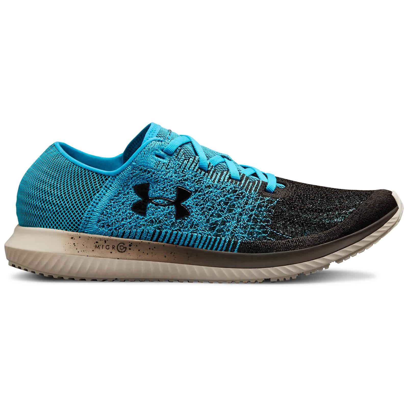 Threadborne Blur Running Shoes - Blue