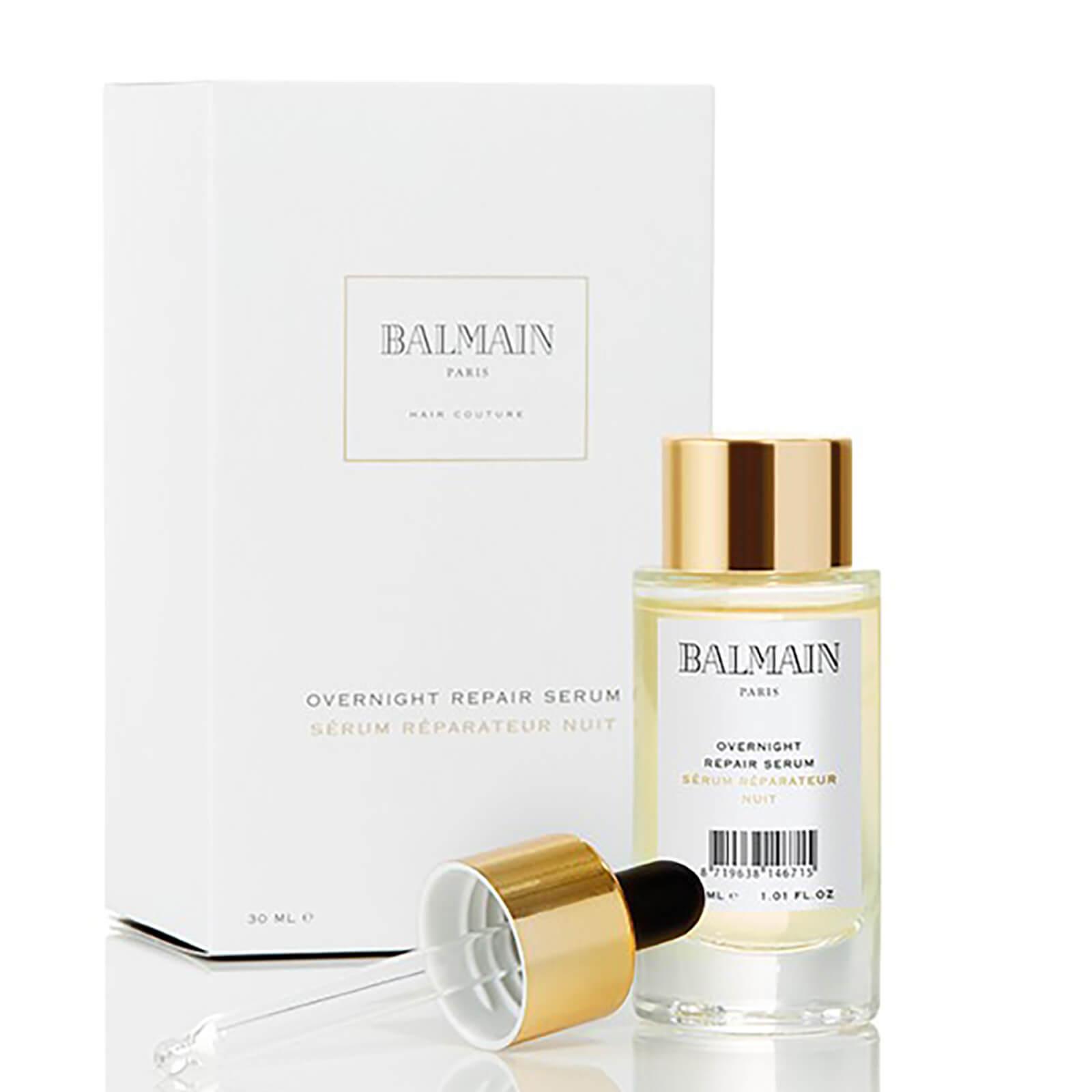 multiple colors 100% genuine wide varieties Balmain Overnight Repair Serum 30ml