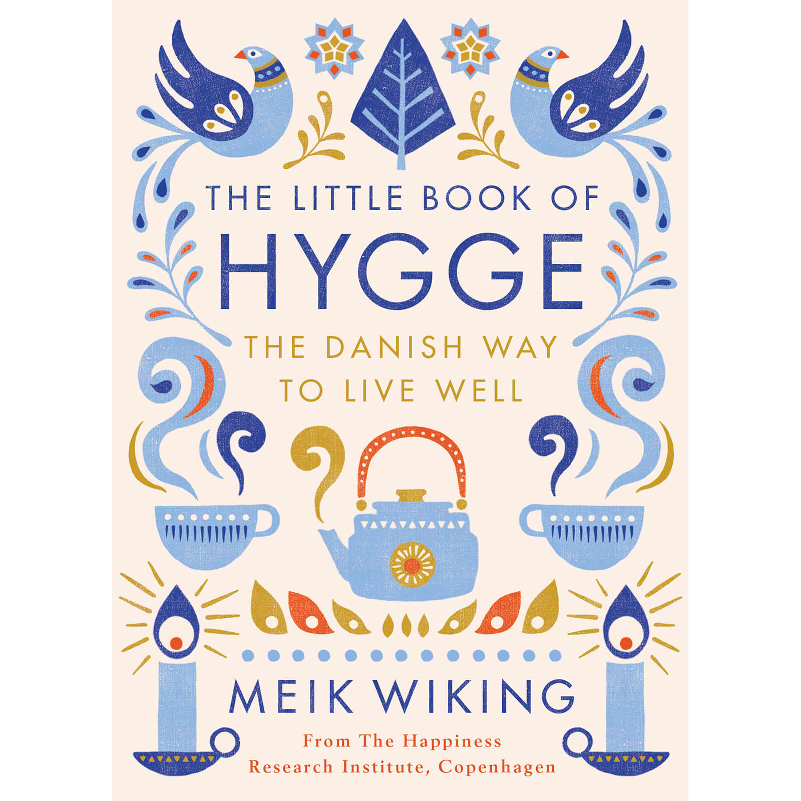 Bookspeed: Little Book of Hygge