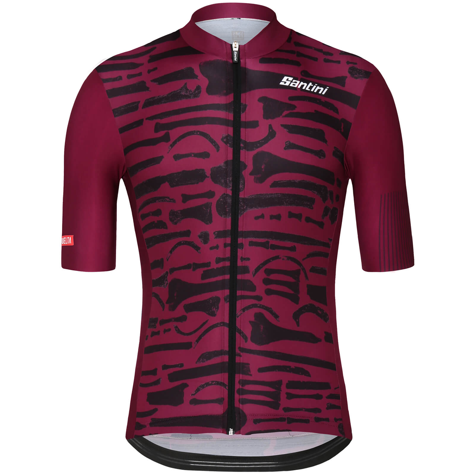 Santini La Vuelta 2018 La Huesera Jersey - Purple  f61fc2d0e
