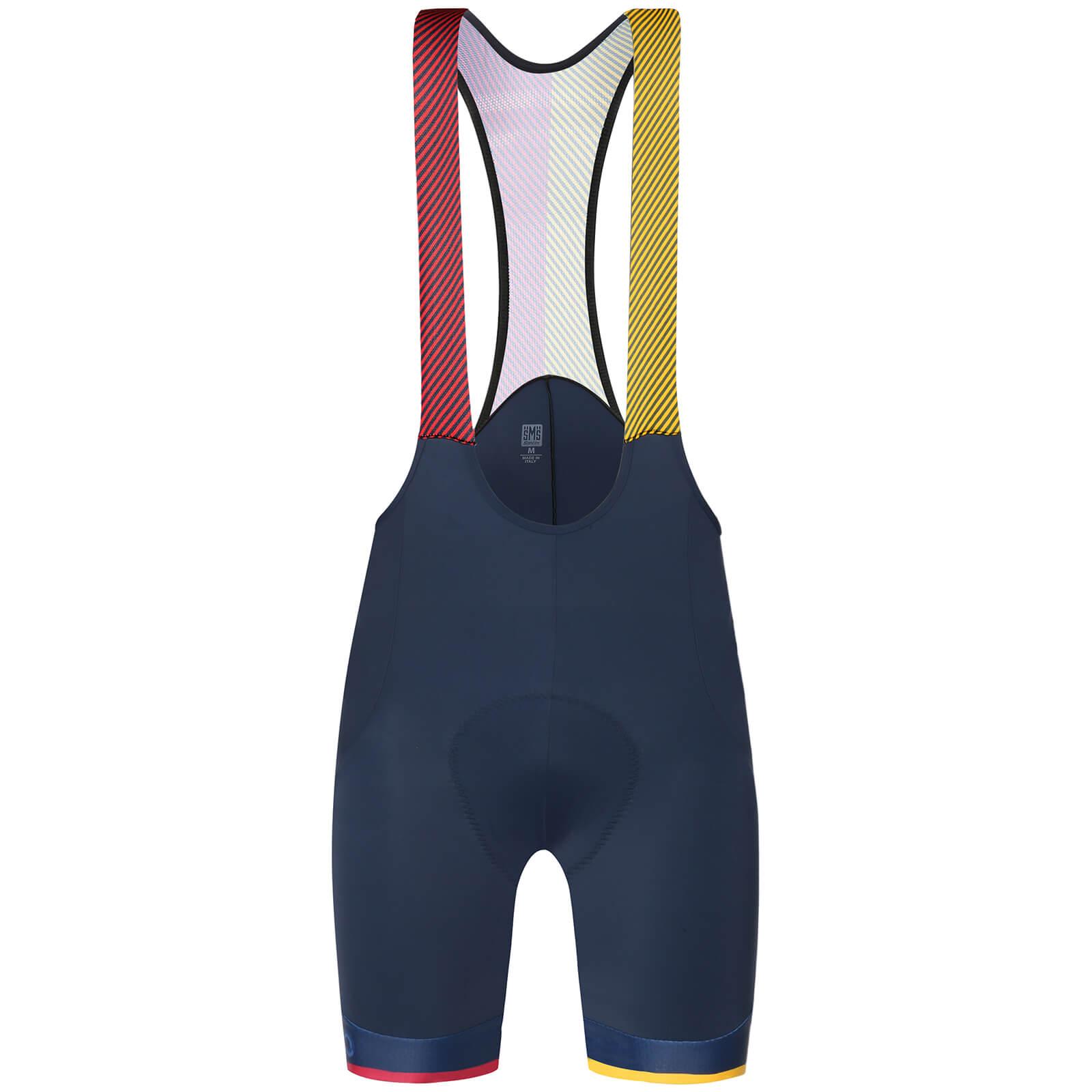 a9a23cb25 Santini La Vuelta 2018 Cero Bib Shorts - Blue