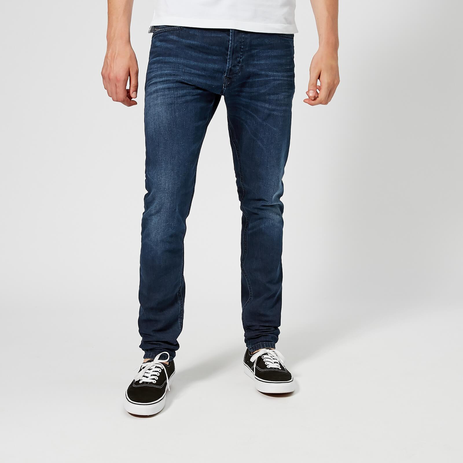 0d6a5045 Diesel Men's Tepphar Slim Carrot Jeans - Blue Mens Clothing | TheHut.com