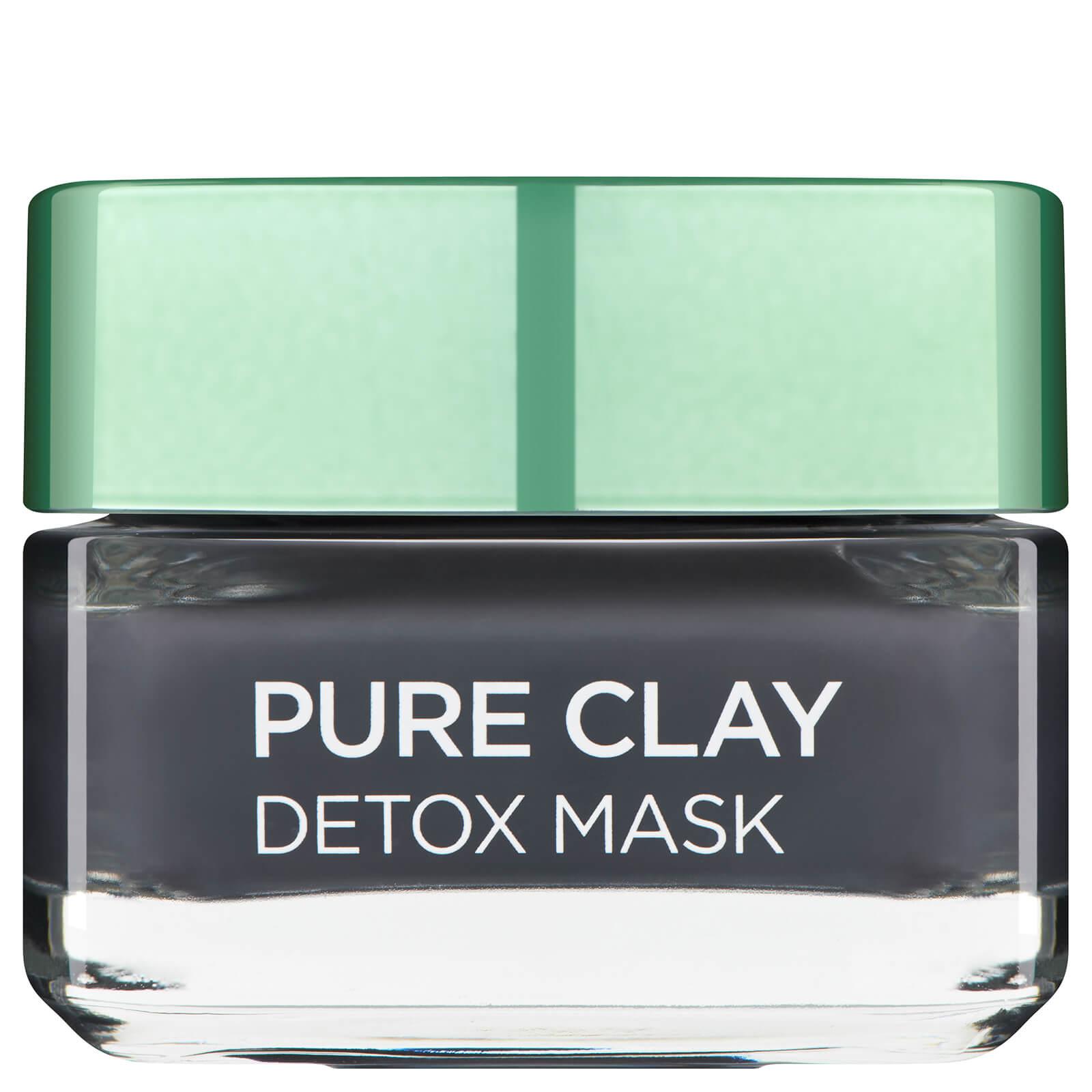 a7deb112320 L'Oréal Paris Pure Clay Detox Face Mask 50ml | Free Shipping | Lookfantastic