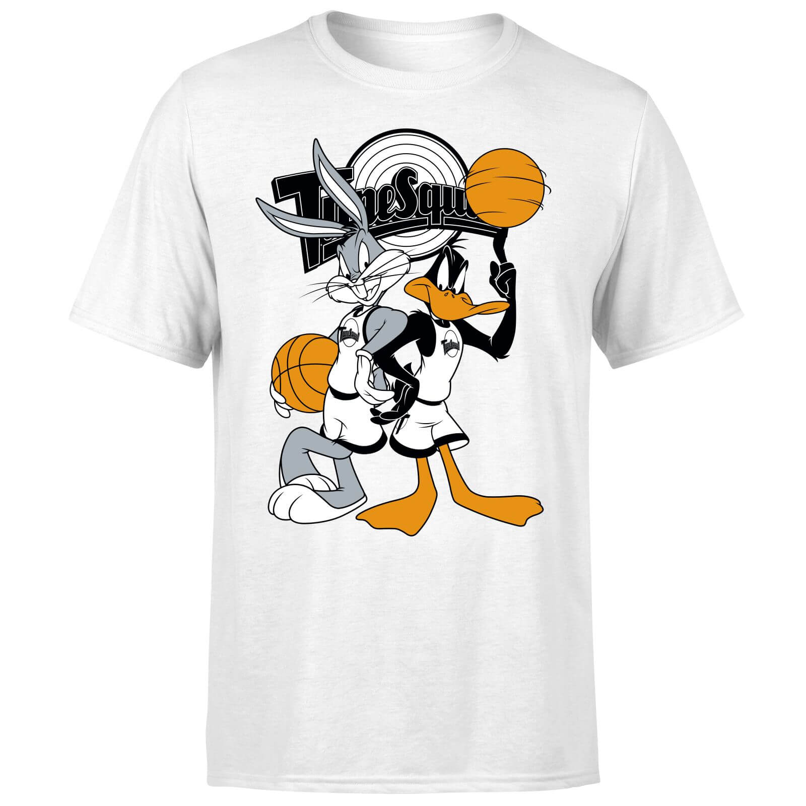 Space Jam Bugs And Daffy Time Squad Men