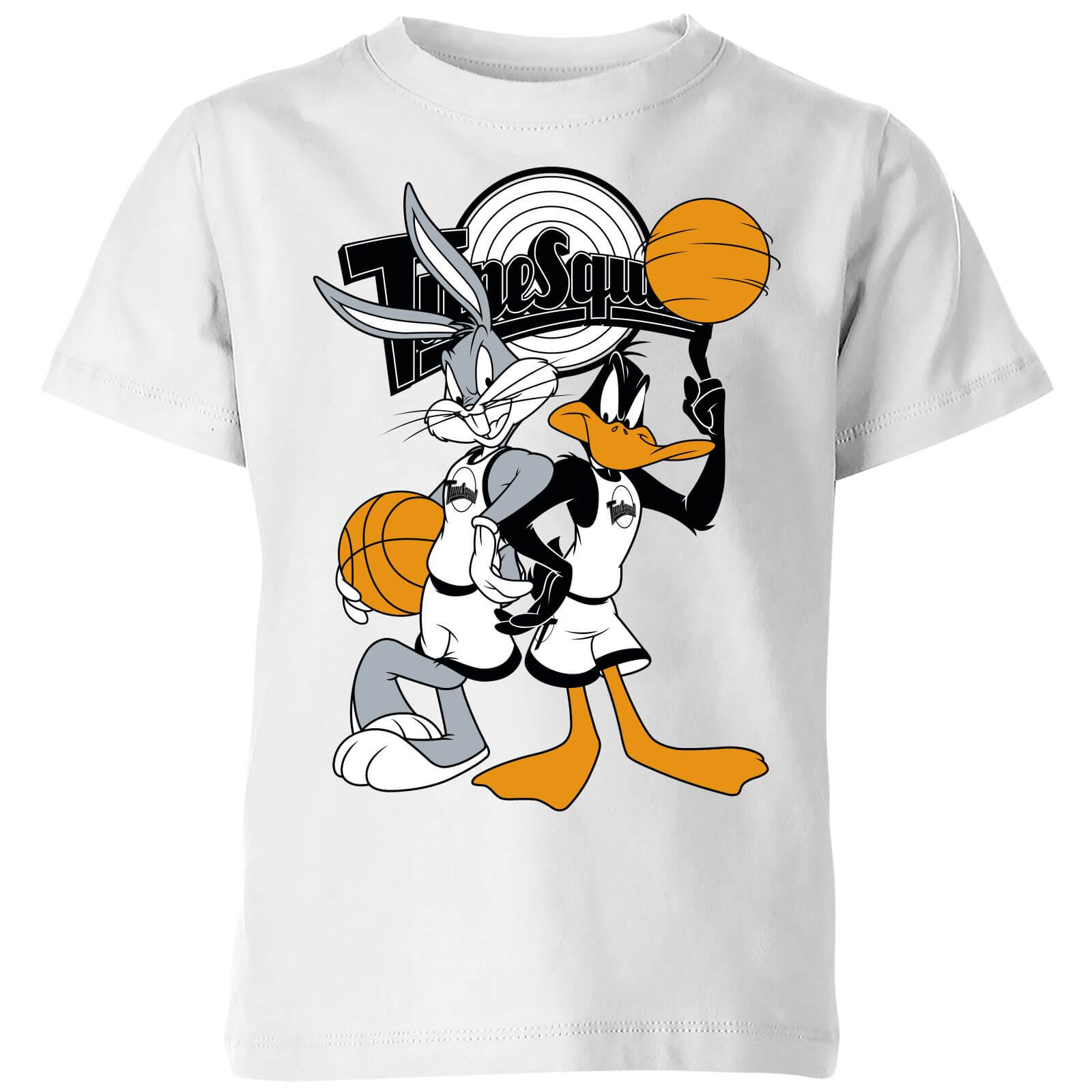 Space Jam Bugs And Daffy Time Squad Kids