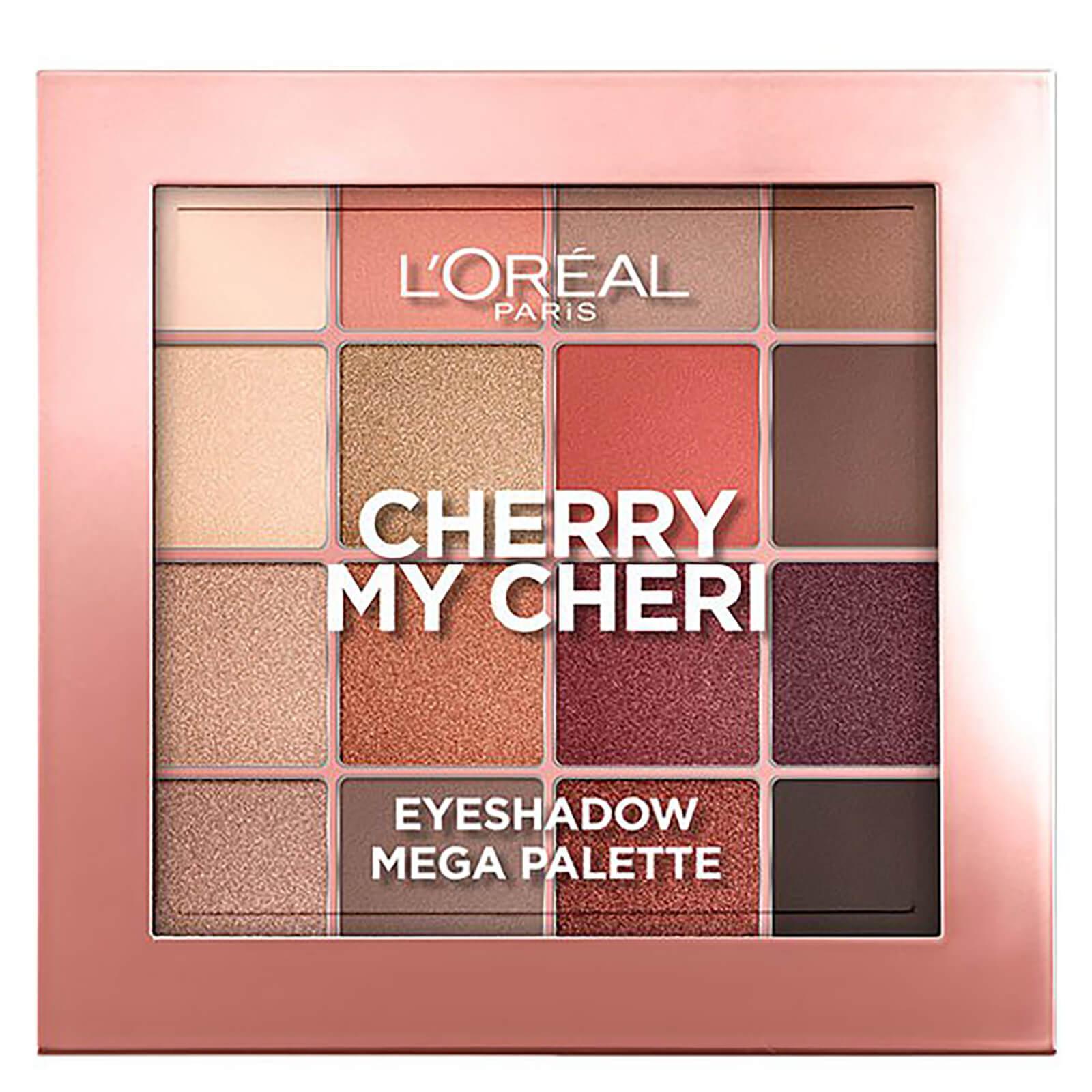 21170030337 L'Oréal Paris Paradise Pastel Eyeshadow Palette - Cherry My Cheri ...