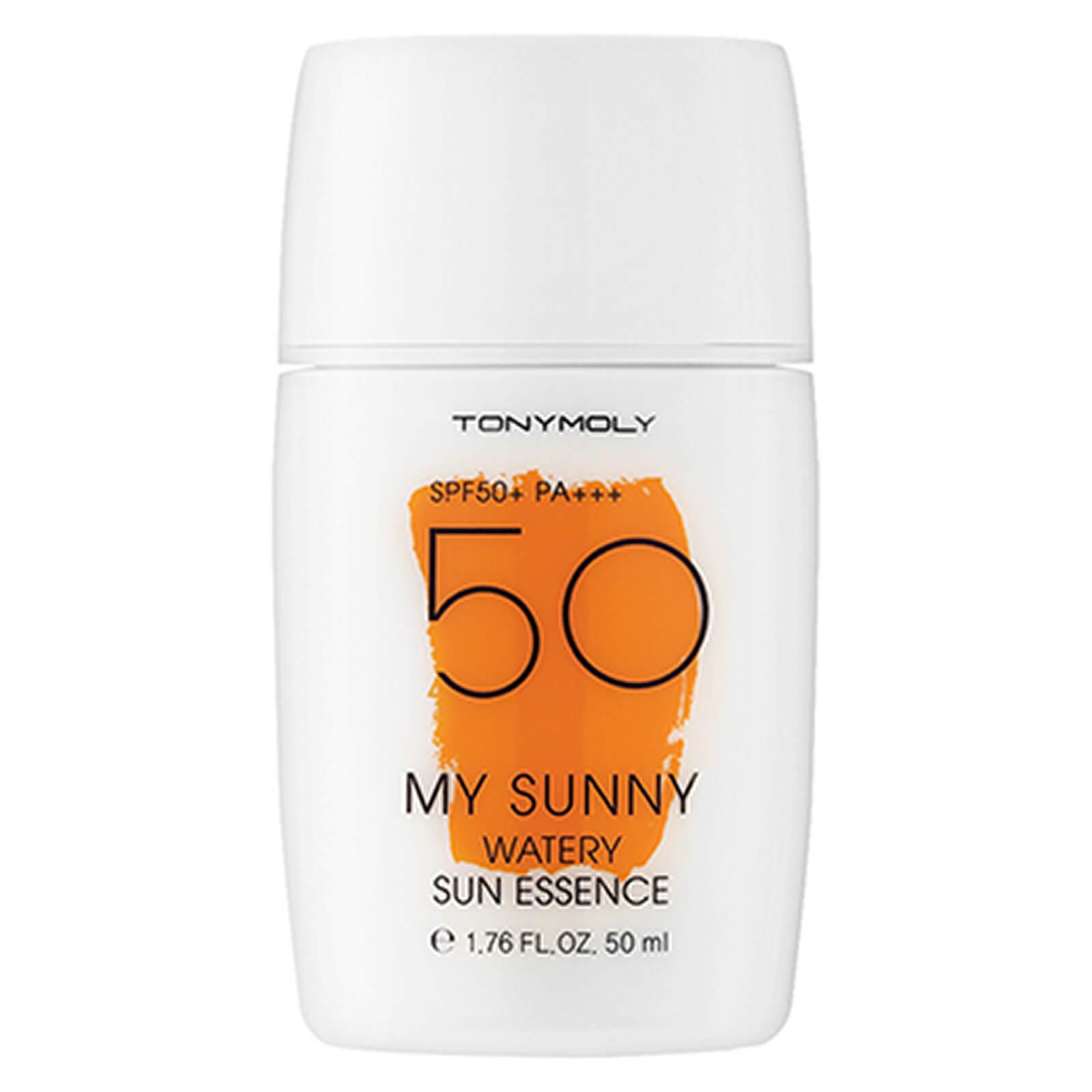 7cc22fd7f3 TONYMOLY My Sunny Watery Sun Essence SPF 50+ Pa+++