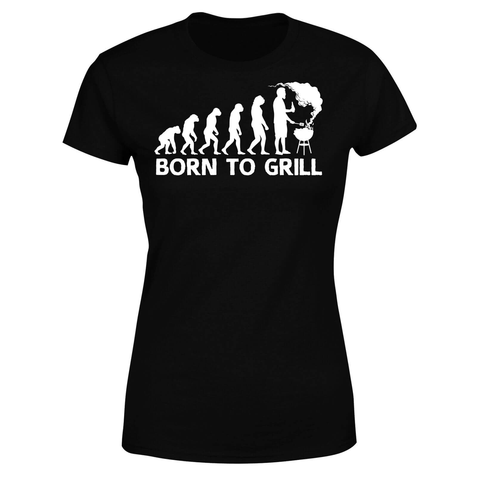 Born To Grill Women