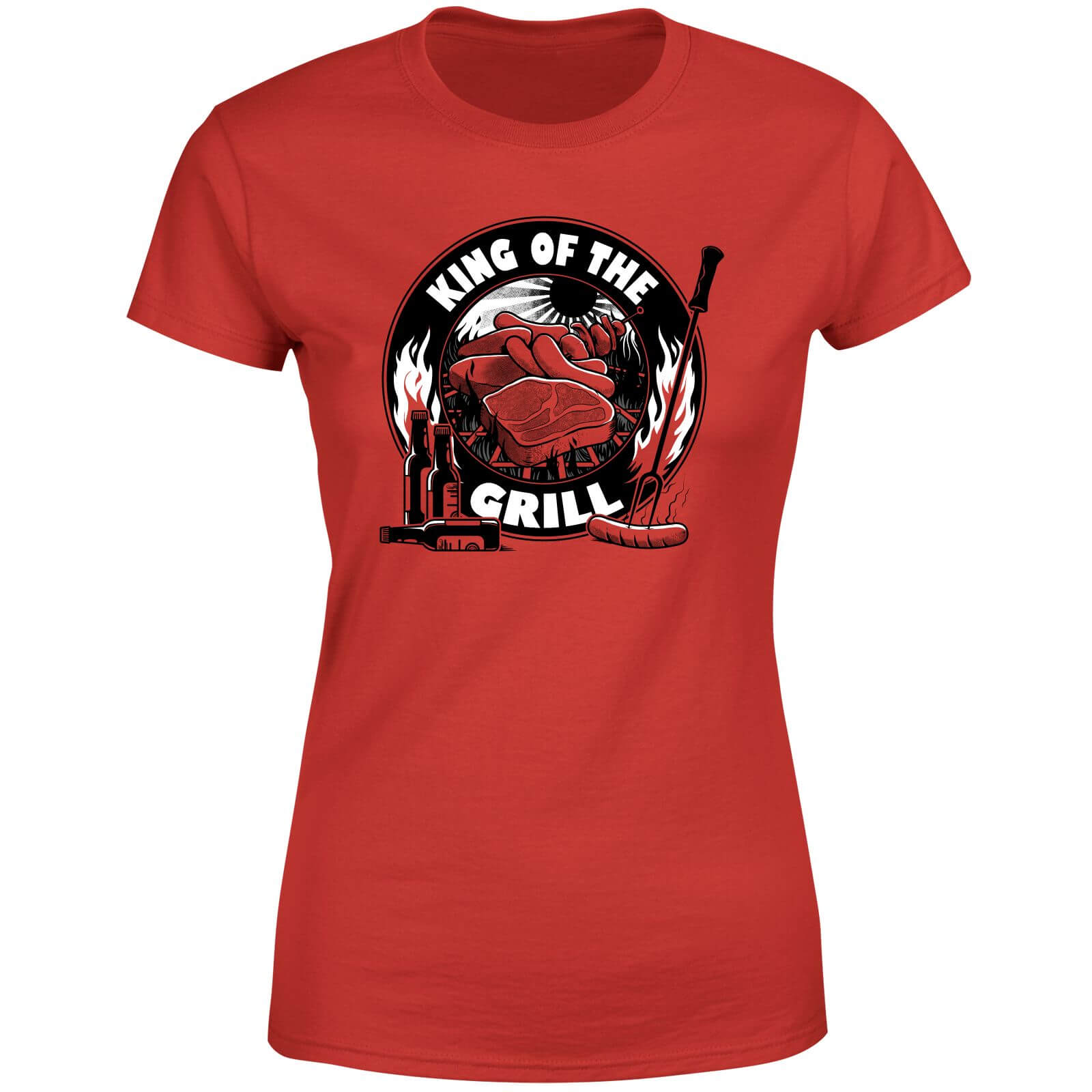 King Of The Grill Women