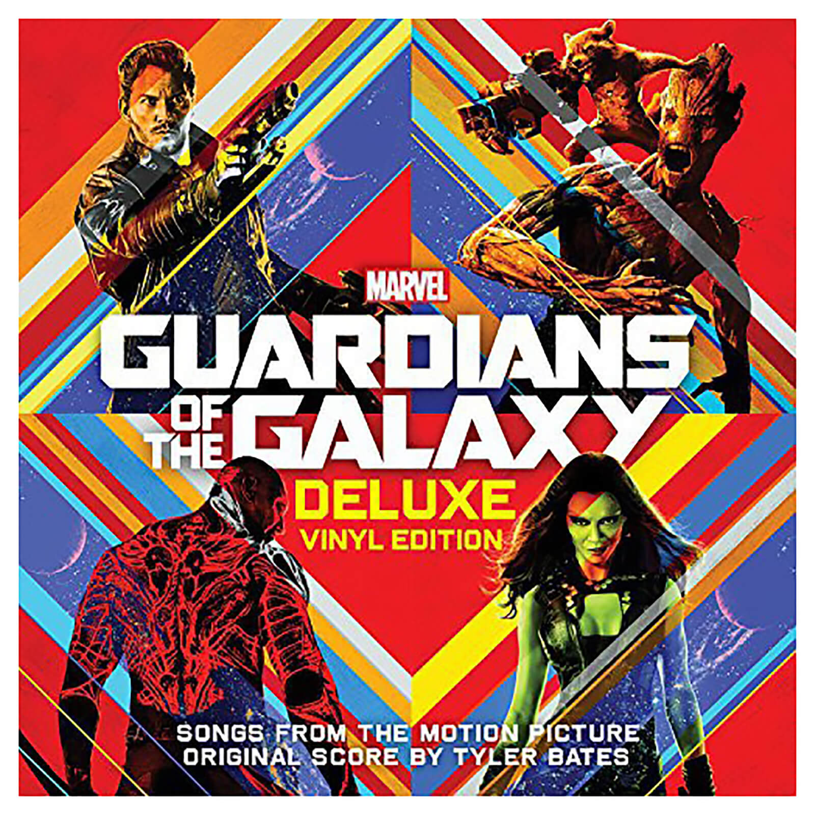 Guardians Of The Galaxy/O.S.T. - Vinyl