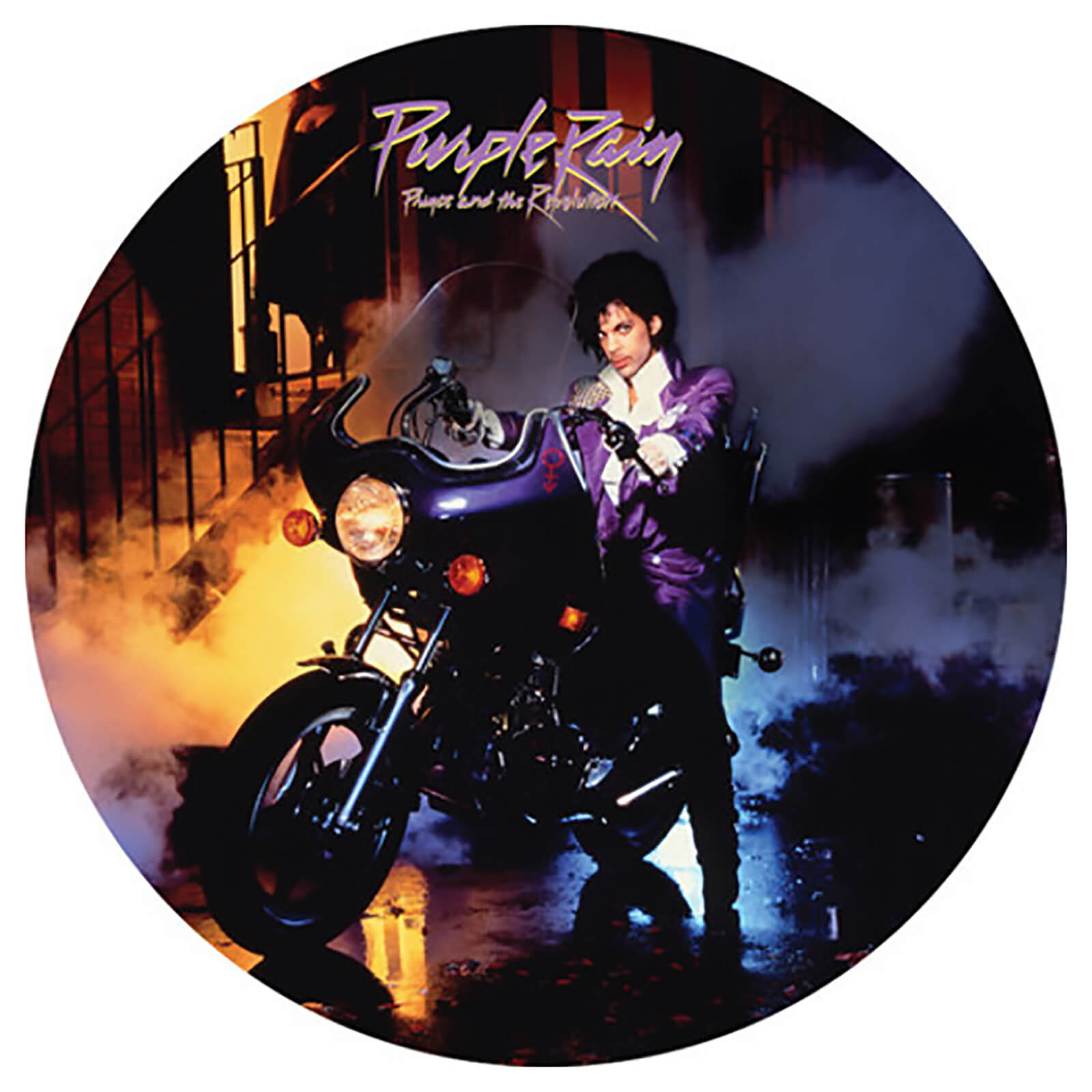 Prince & The Revolution - Purple Rain (Picture Disc) - Vinyl