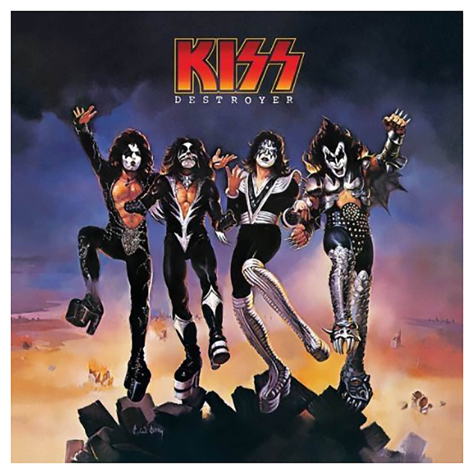 Kiss - Destroyer - Vinyl