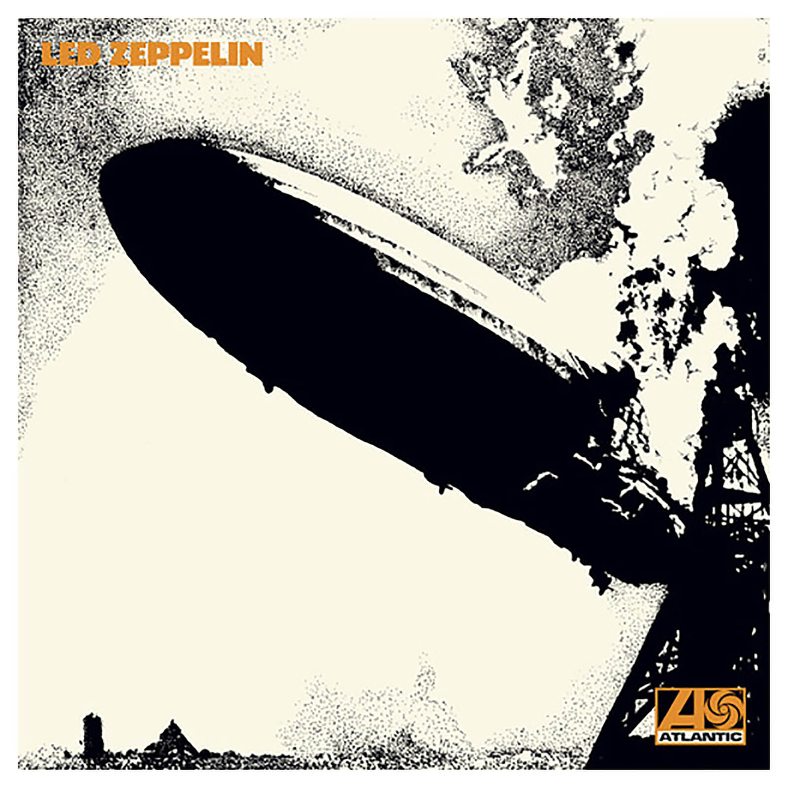 Led Zeppelin I - Vinyl