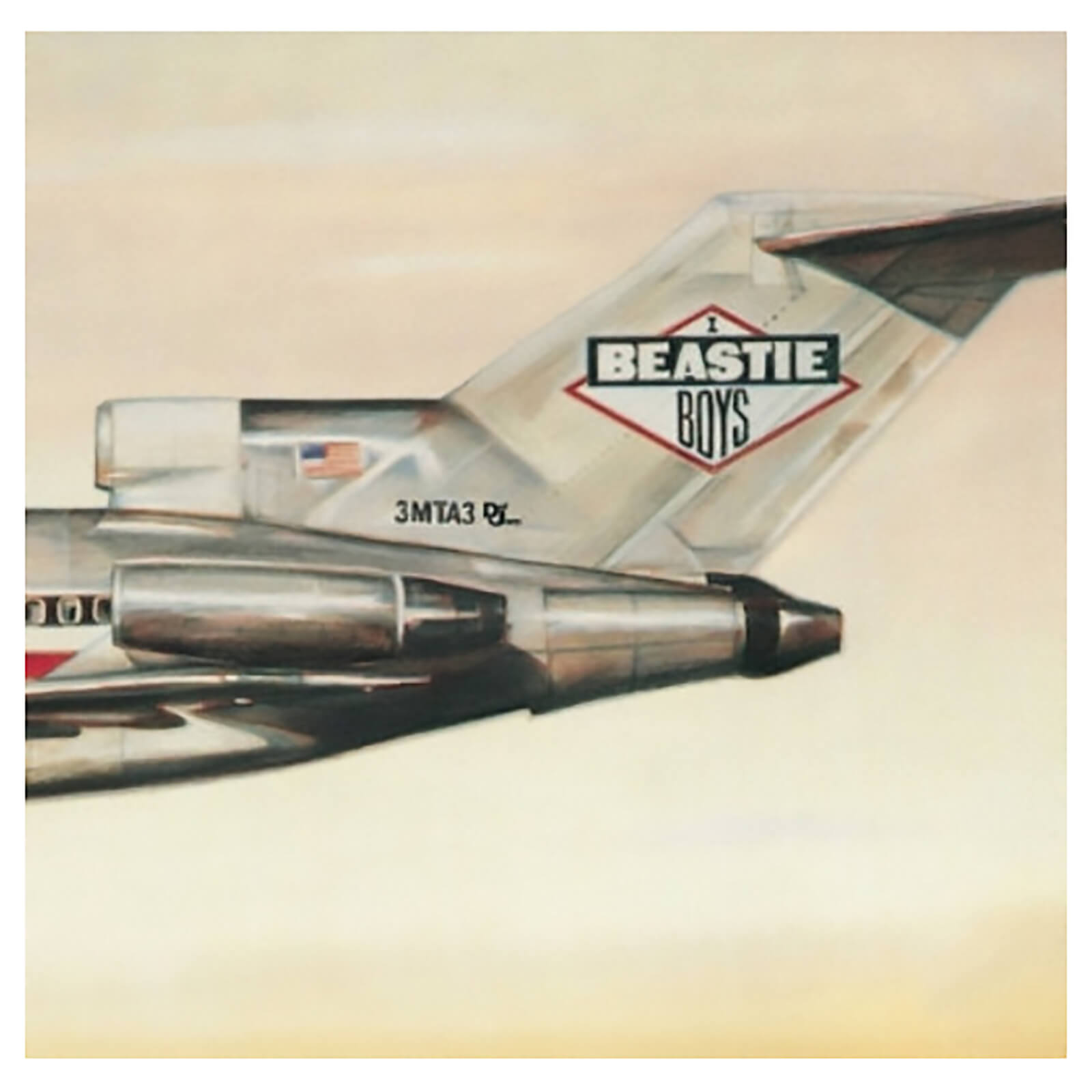 Beastie Boys - Licensed To Ill (30th Anniversary Edition) - Vinyl