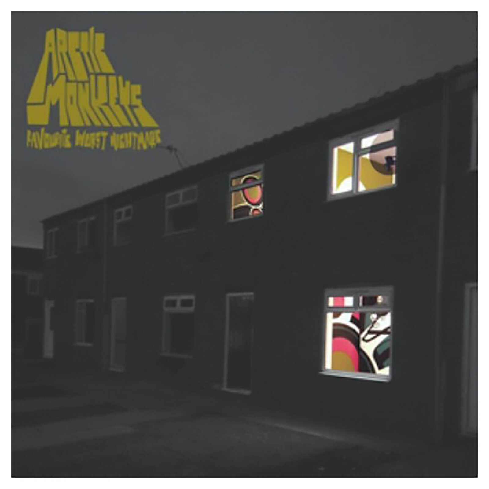 Arctic Monkeys - Favourite Worst Nightmare - Vinyl
