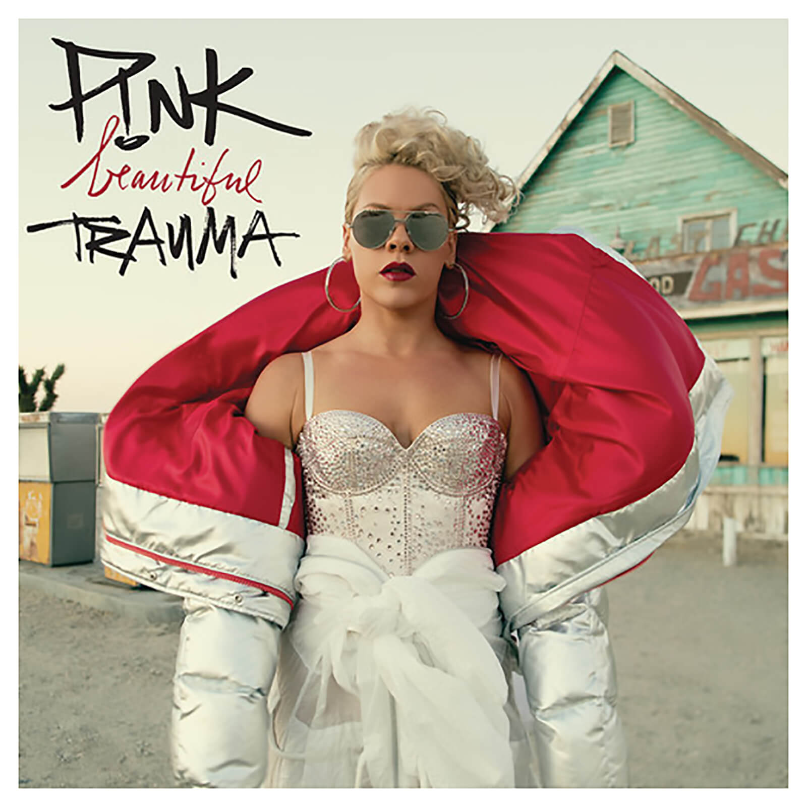 Beautiful Trauma Vinyl