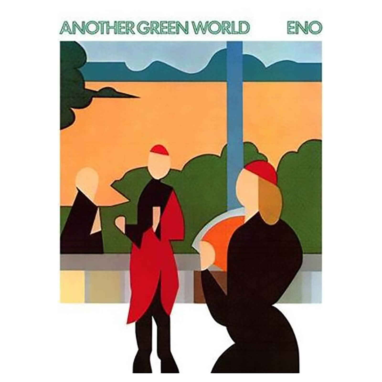 Brian Eno - Another Green World - Vinyl