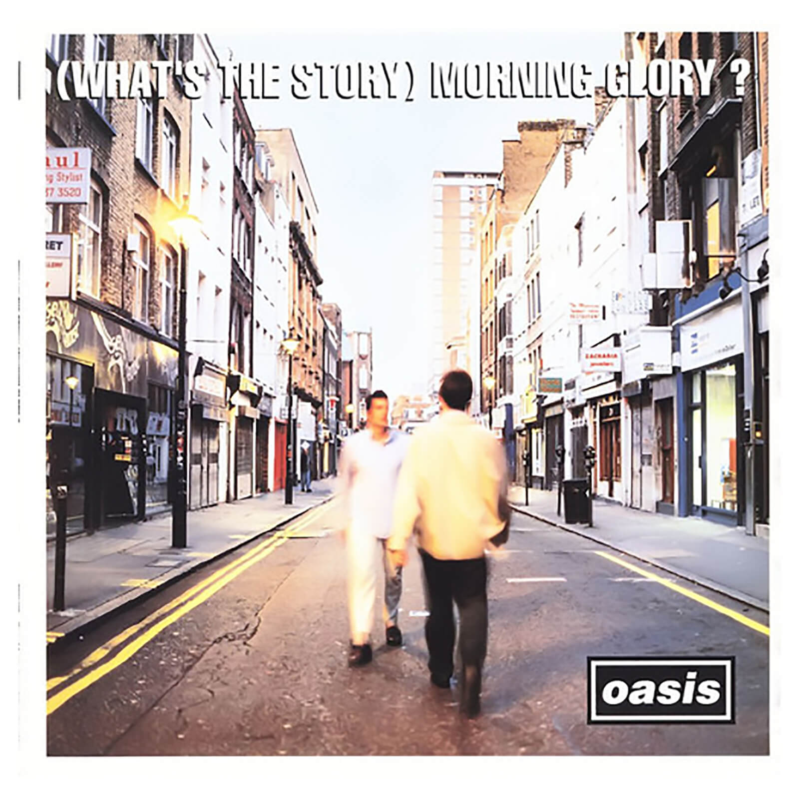 Oasis - (Whats The Story) Morning Glory - Vinyl