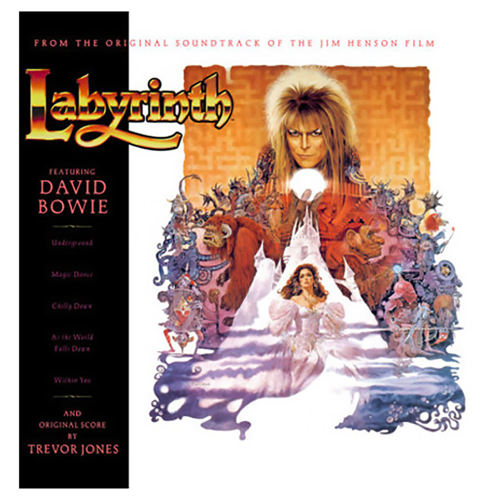 David Bowie / Trevor Jones - Labyrinth - Vinyl