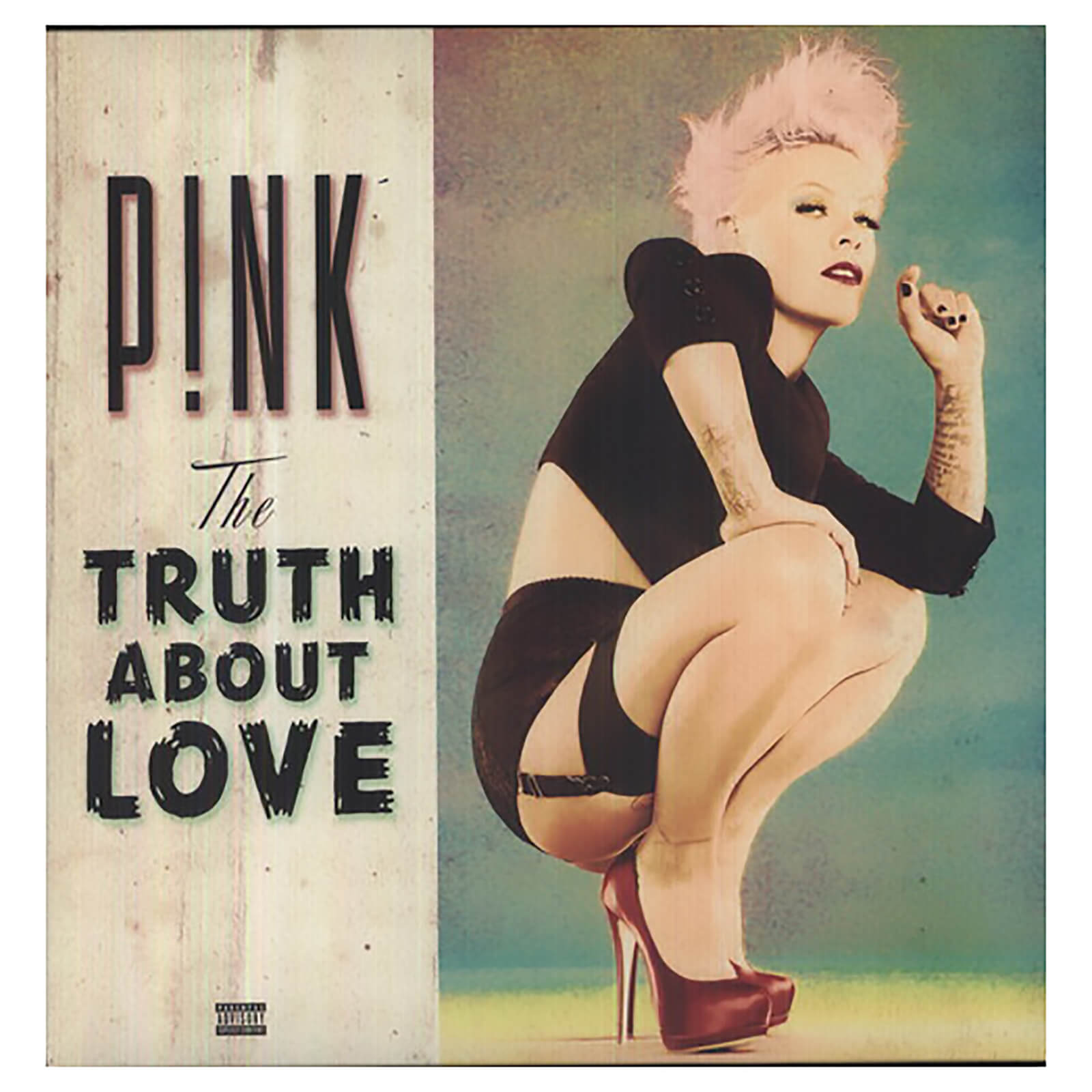 Pink - Truth About Love - Vinyl