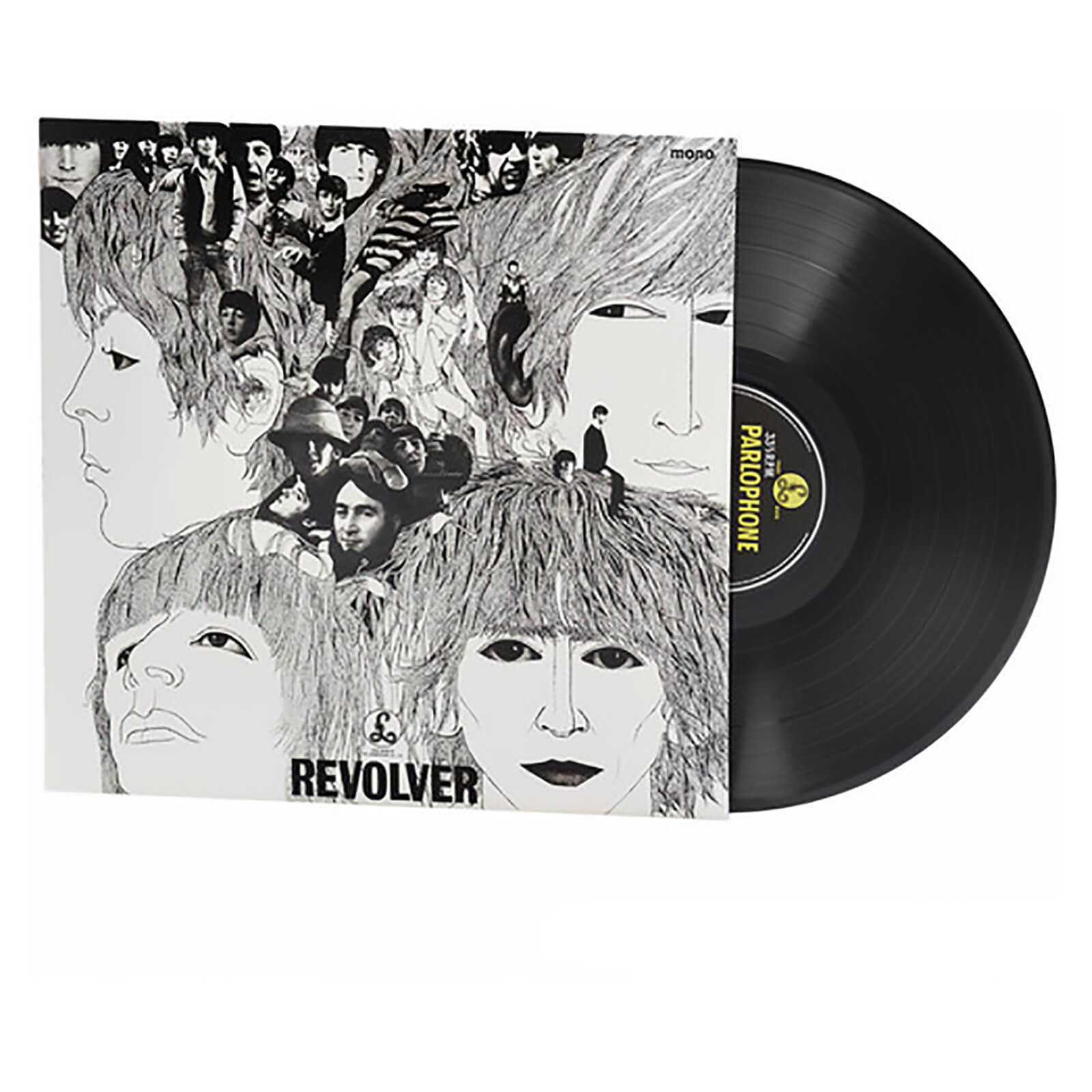 The Beatles - Revolver - Vinyl