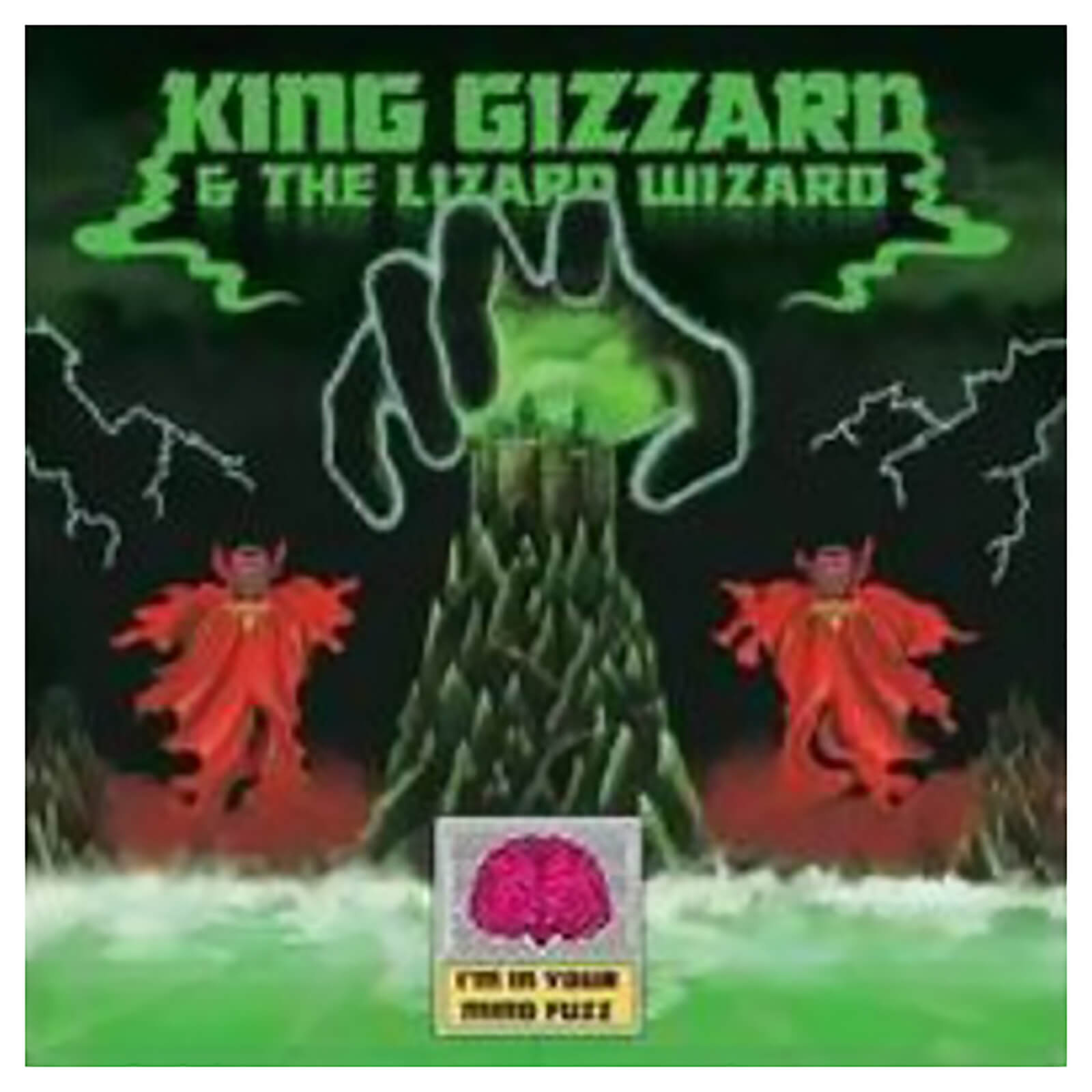 King Gizzard & The Lizard Wizard - Im In Your Mind Fuzz - Vinyl
