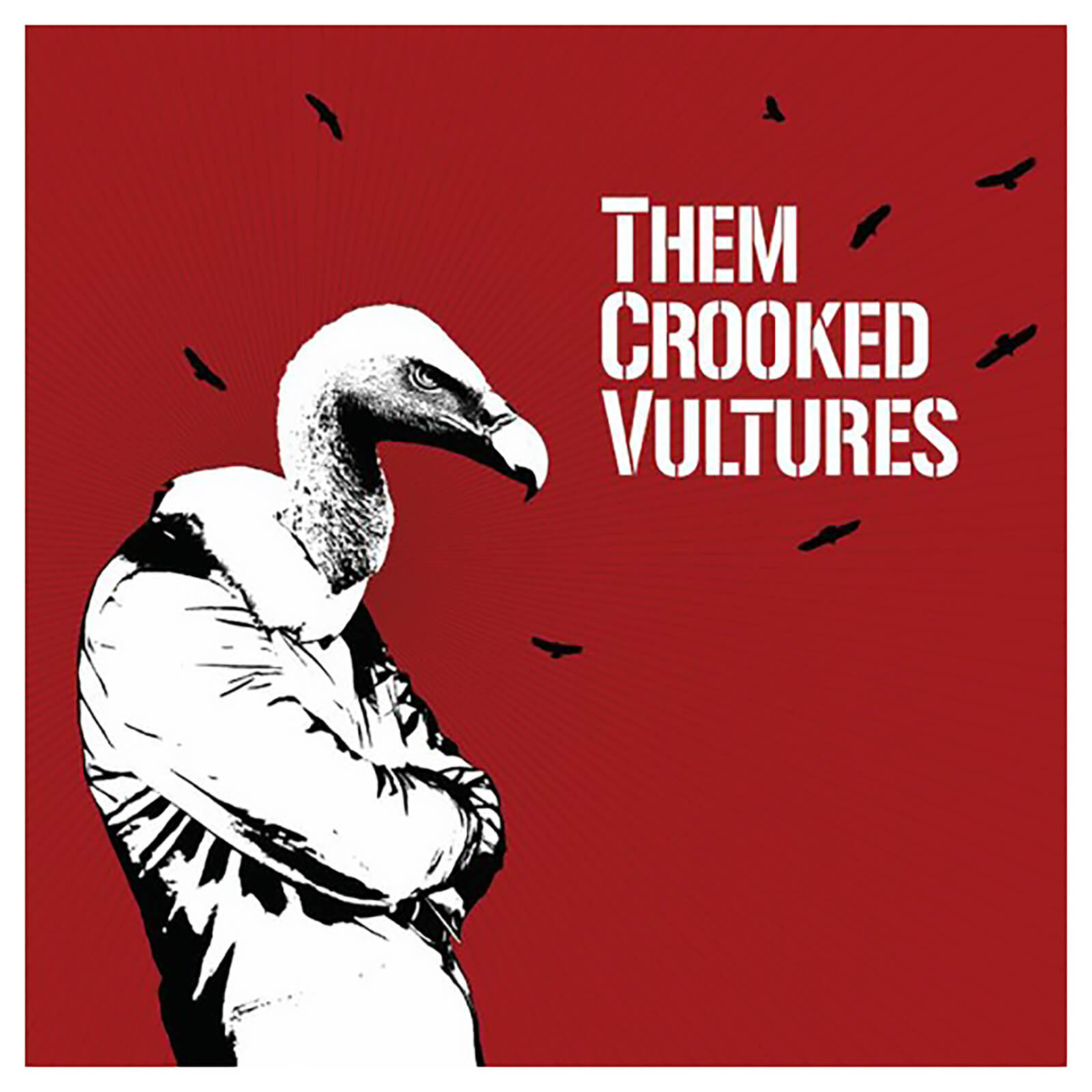 Them Crooked Vultures - Vinyl