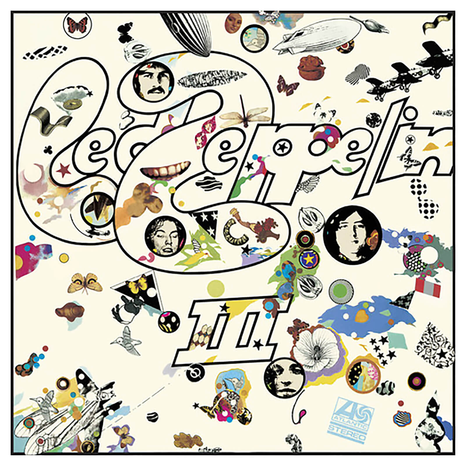 Led Zeppelin III - Vinyl