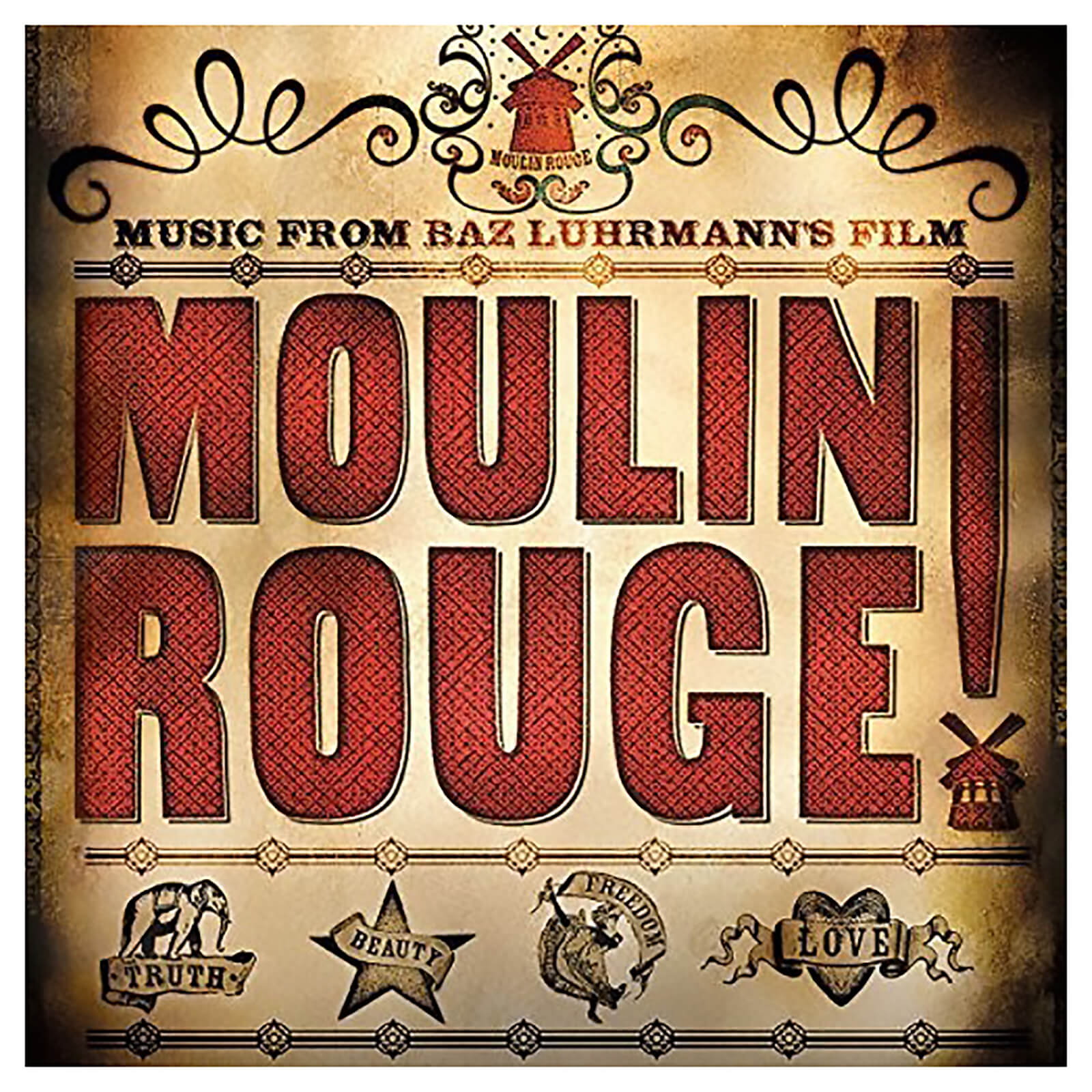 Moulin Rouge (Music From Baz Luhrman
