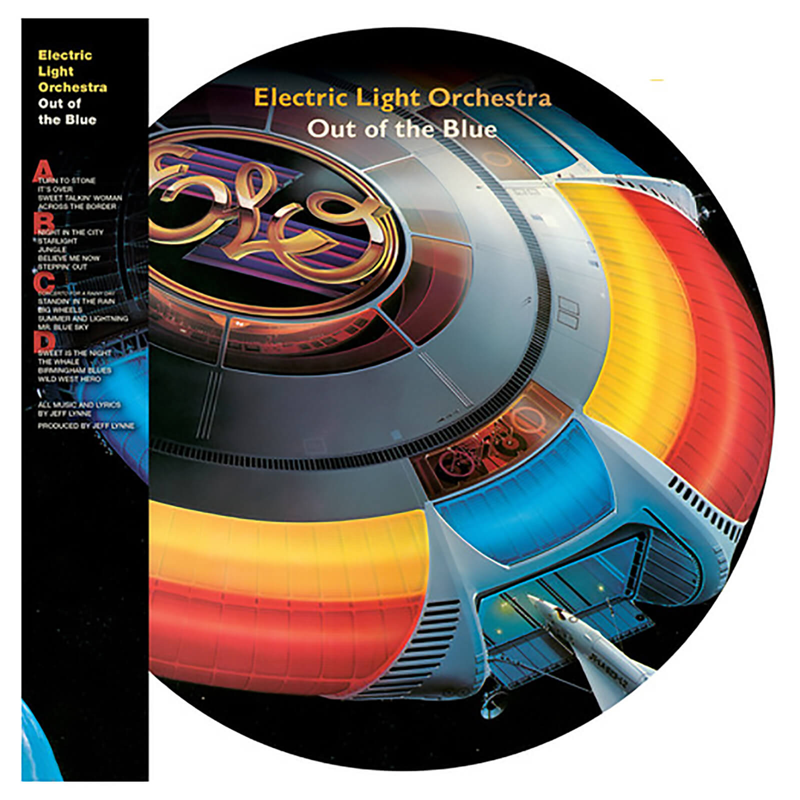 Elo ( Electric Light Orchestra ) - Out Of The Blue - Vinyl