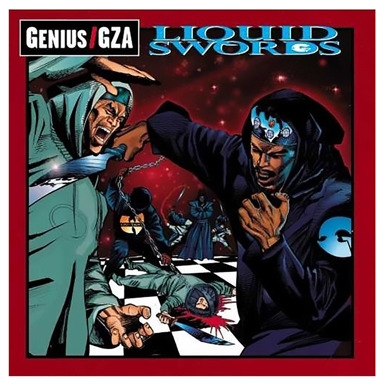 Gza - Liquid Swords - Vinyl