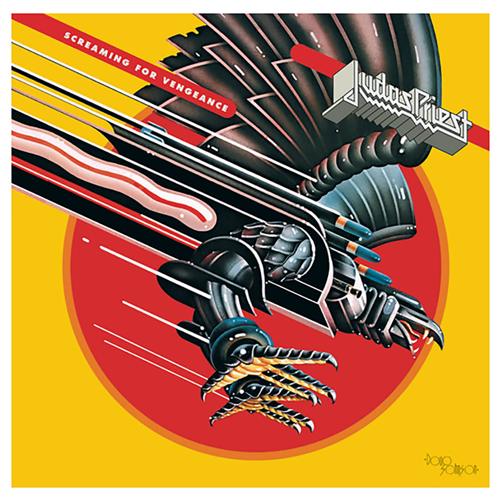 Judas Priest - Screaming For Vengeance - Vinyl