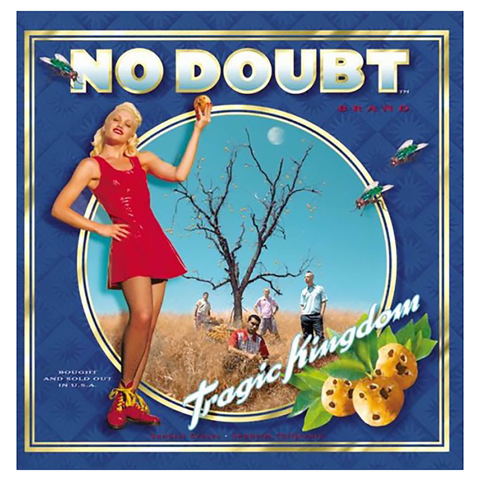 No Doubt - Tragic Kingdom - Vinyl