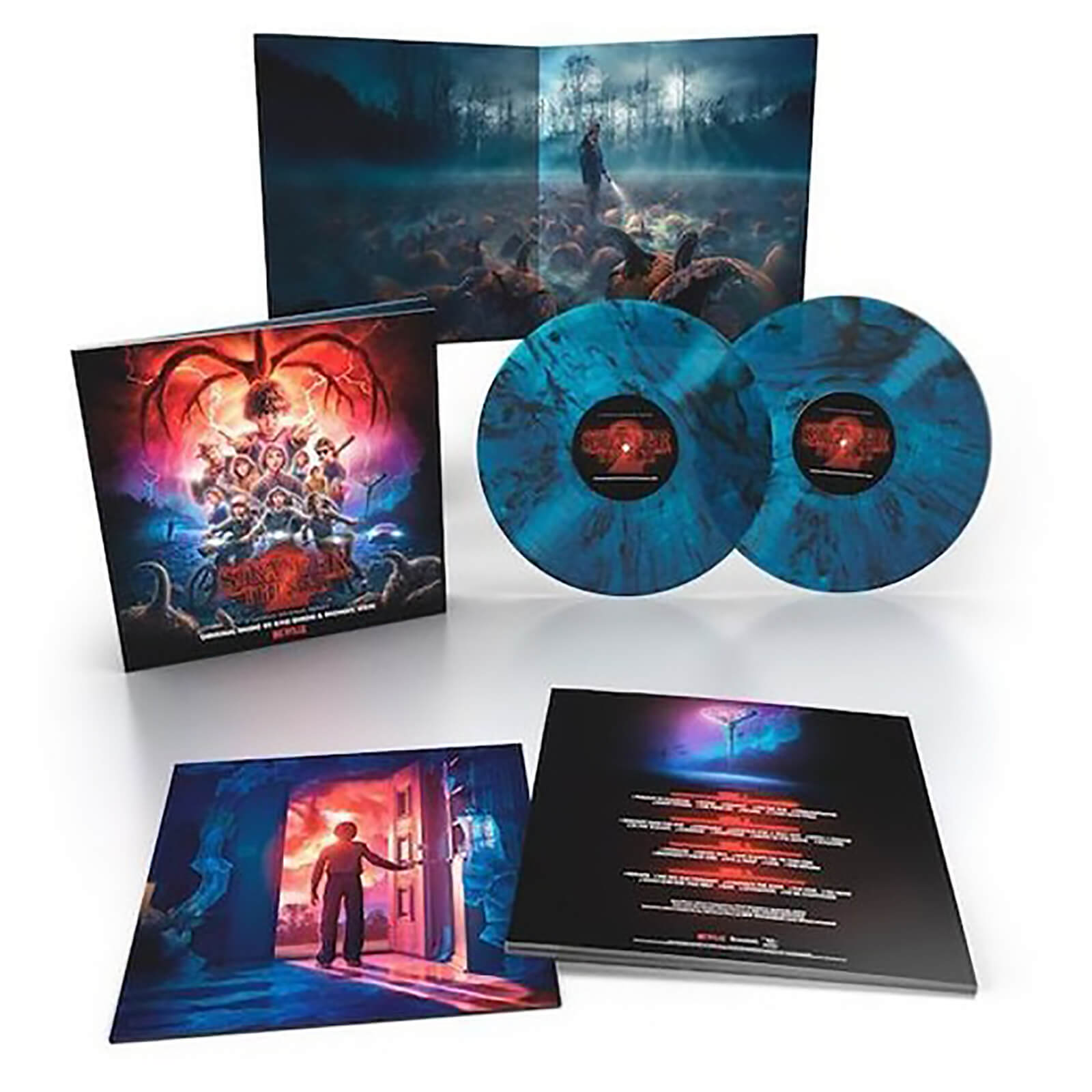 Stranger Things 2 - O.S.T. Vinyl