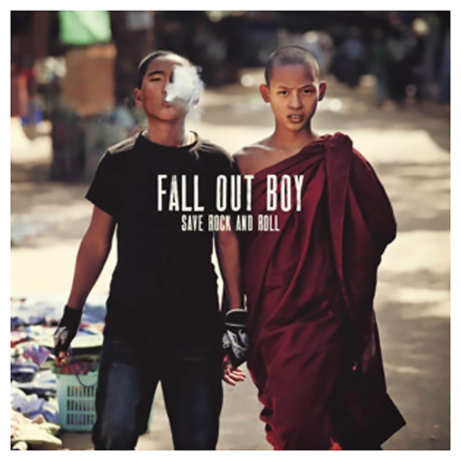 Fall Out Boy - Save Rock & Roll - Vinyl