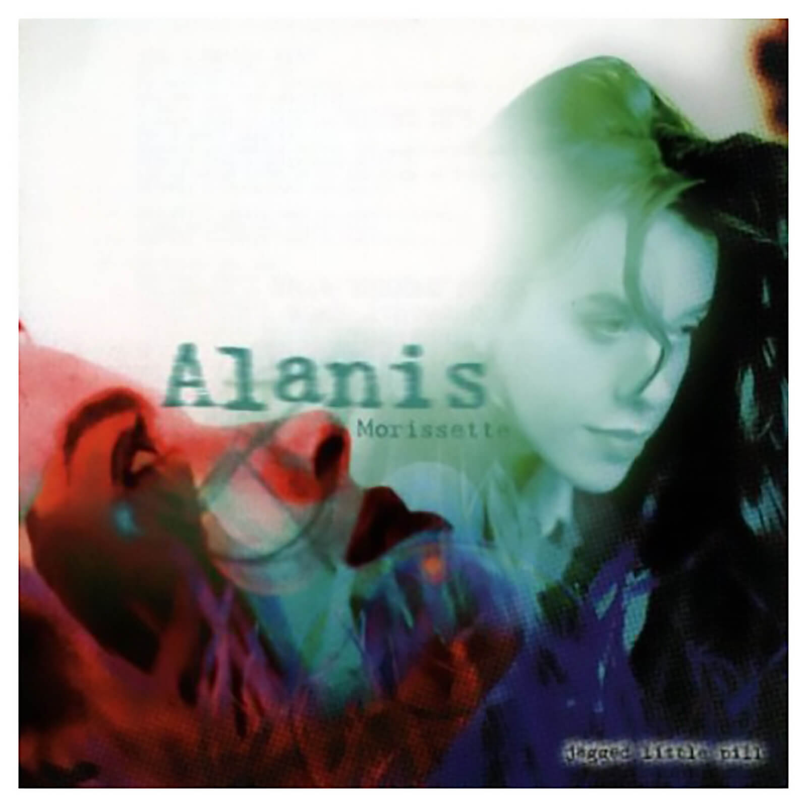 Alanis Morissette - Jagged Little Pill - Vinyl