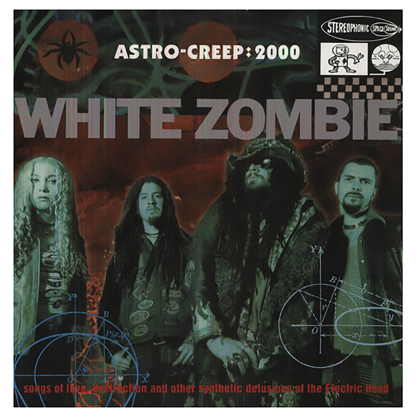 White Zombie - Astro-Creep: 2000 - Vinyl