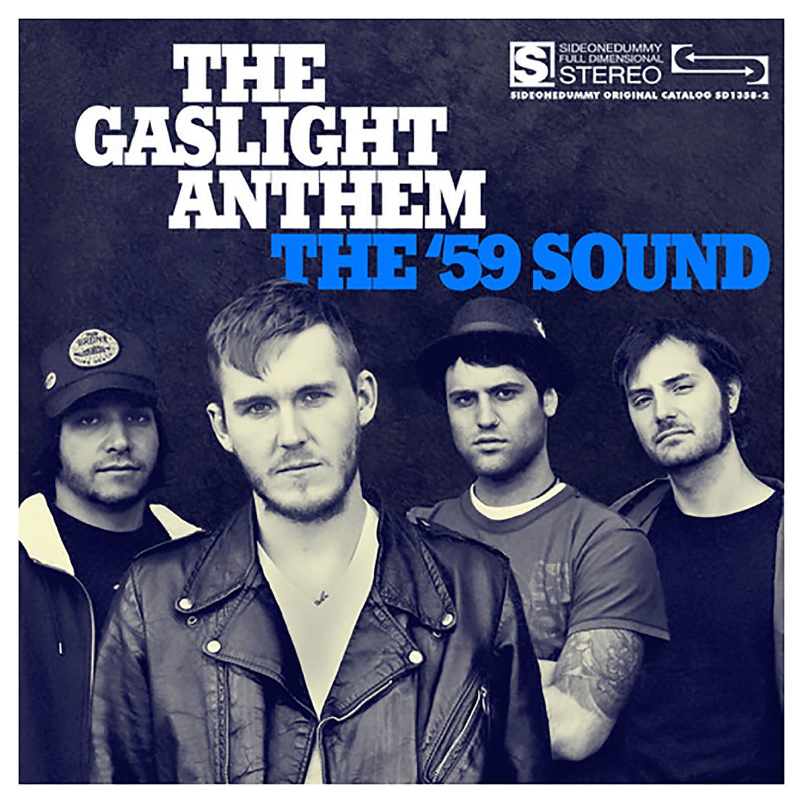 Gaslight Anthem - 59 Sound - Vinyl