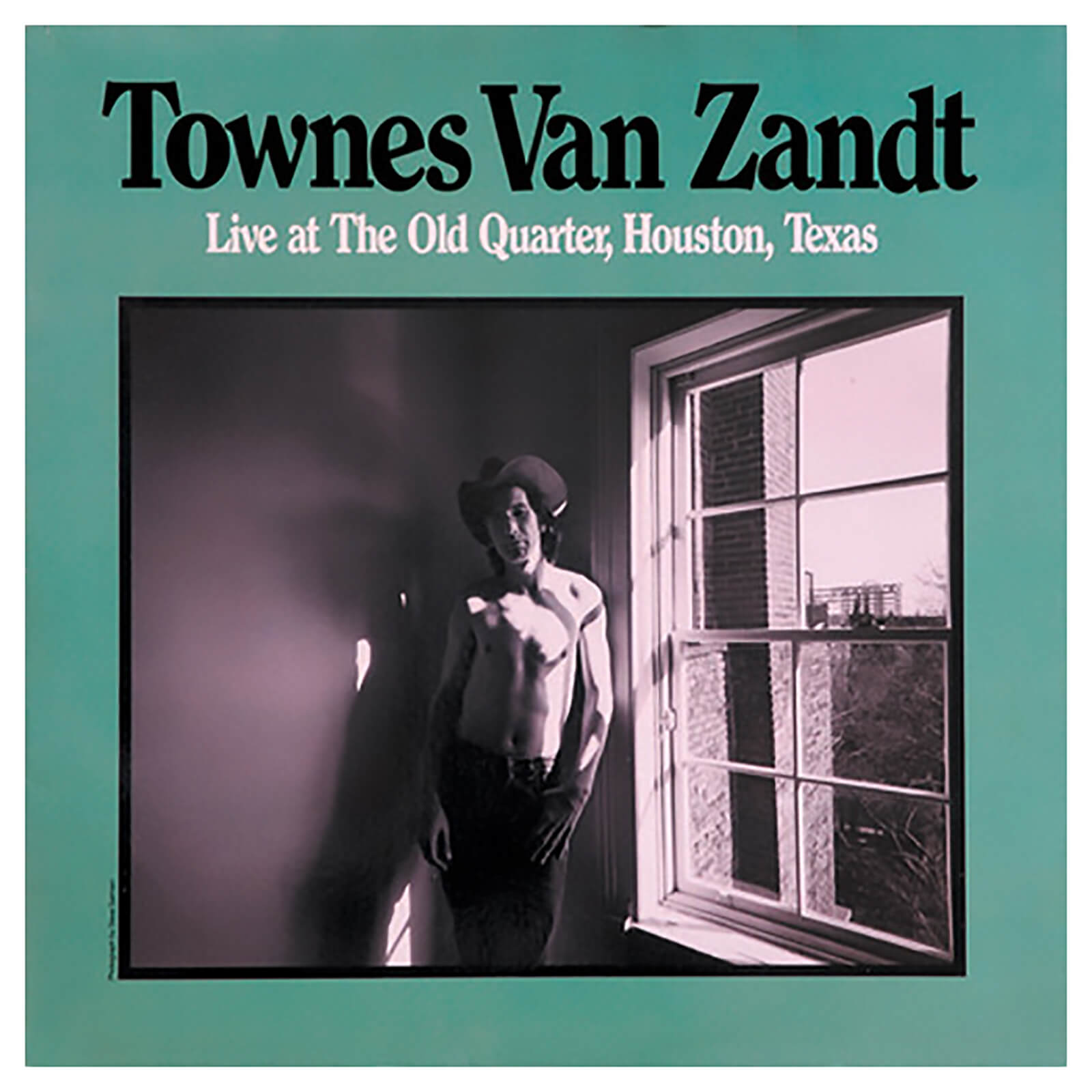 Townes Van Zandt - Live At The Old Quarter - Vinyl