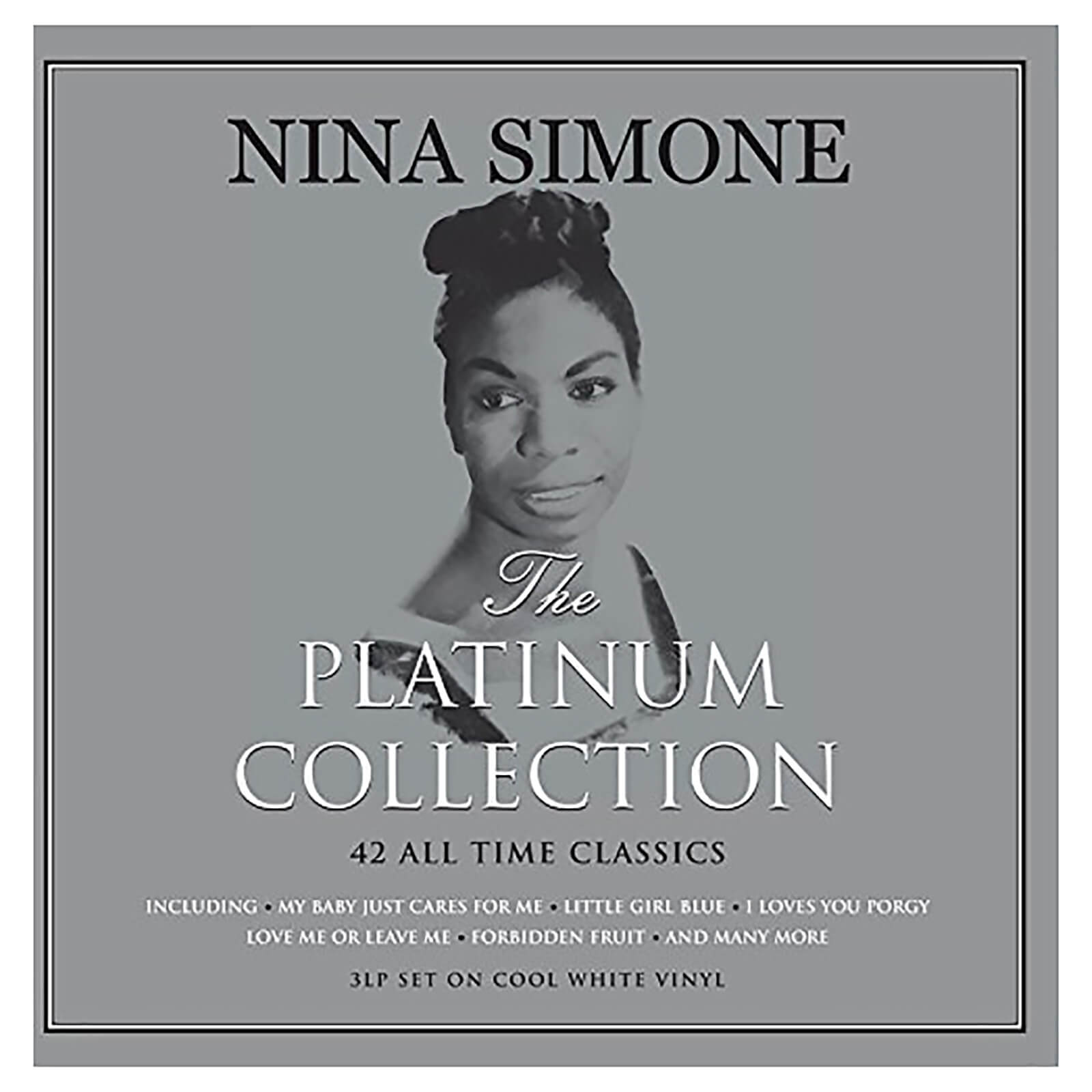 Nina Simone - Platinum Collection (White - Vinyl) - Vinyl