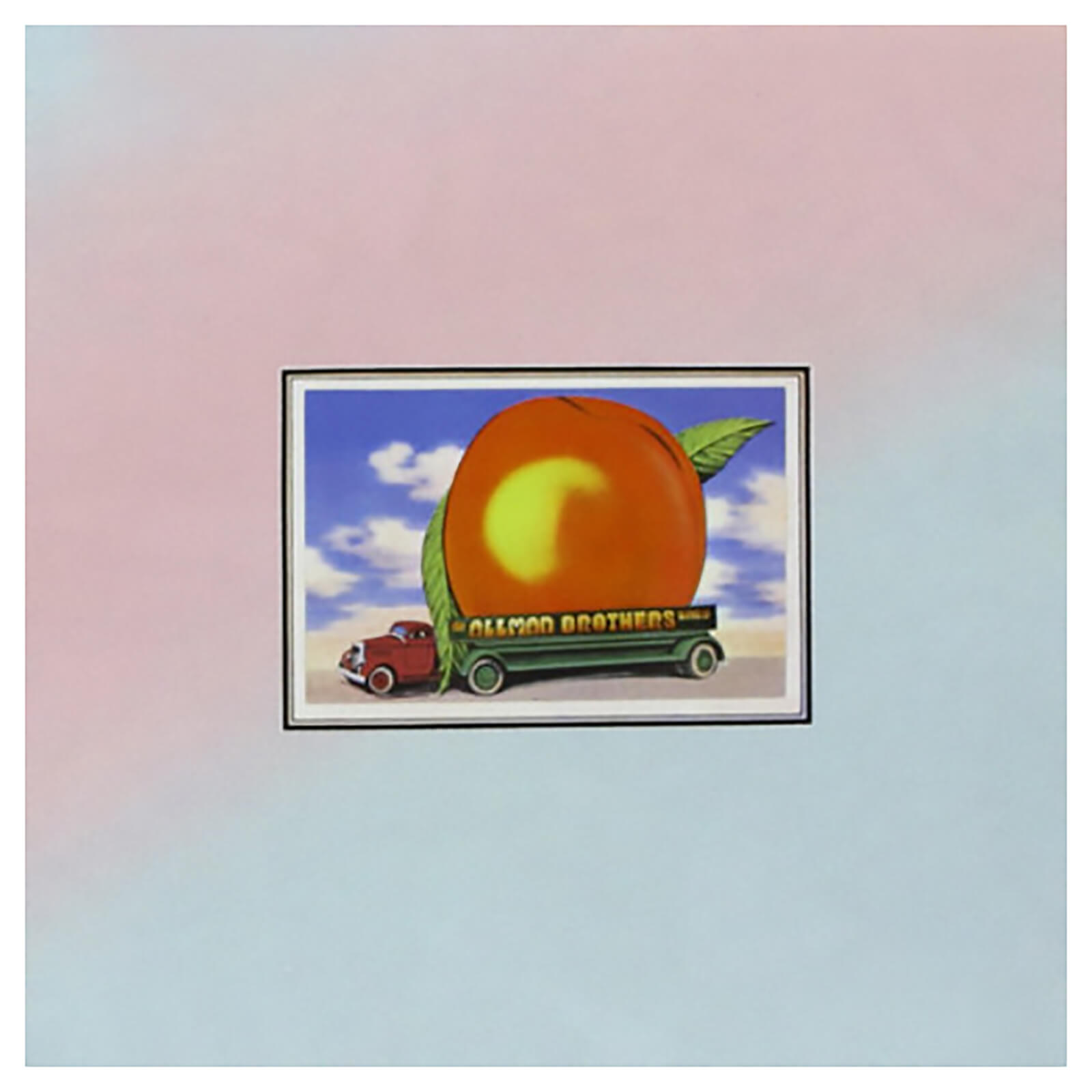 Allman Brothers Band - Eat A Peach - Vinyl