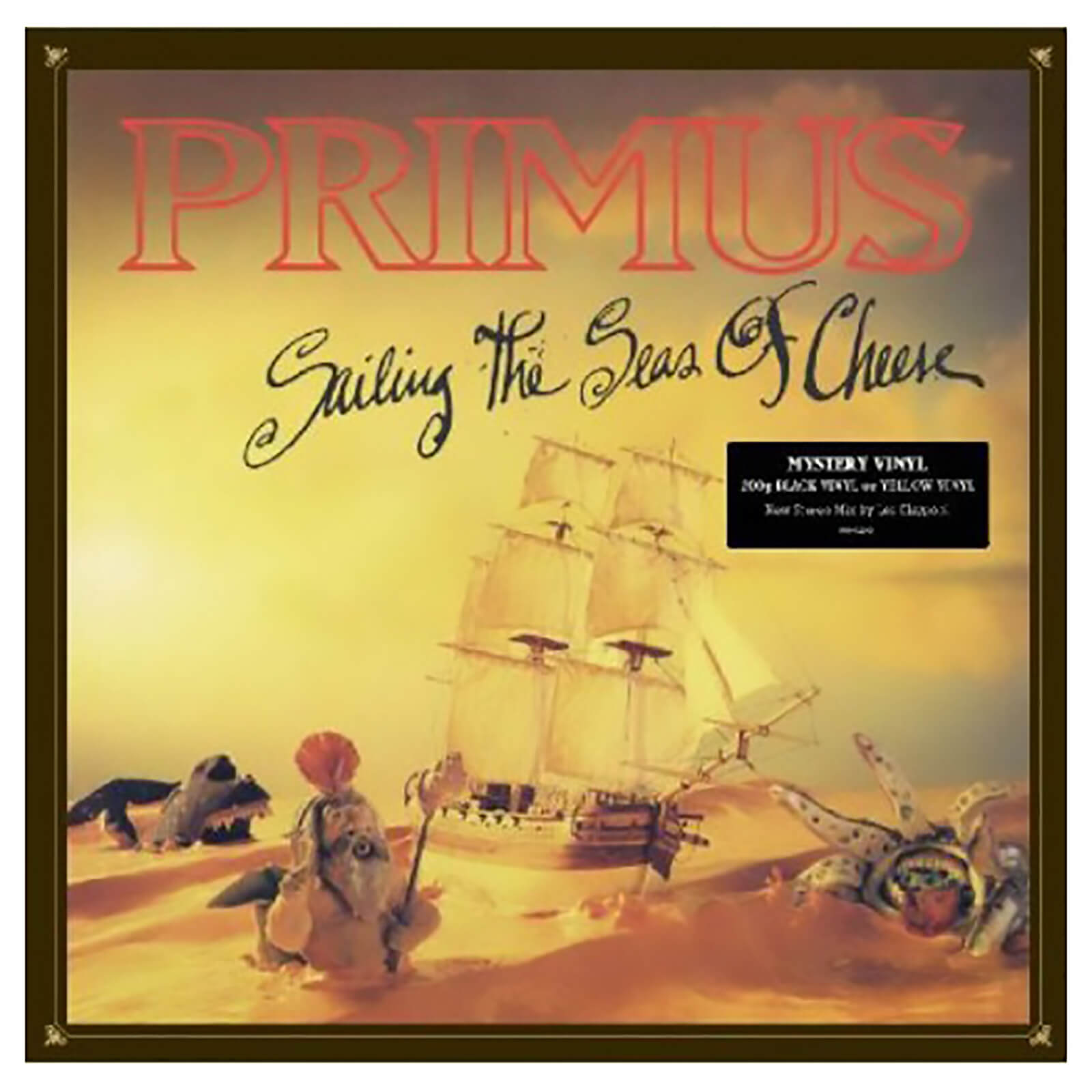 Primus - Sailing The Seas Of Cheese - Vinyl