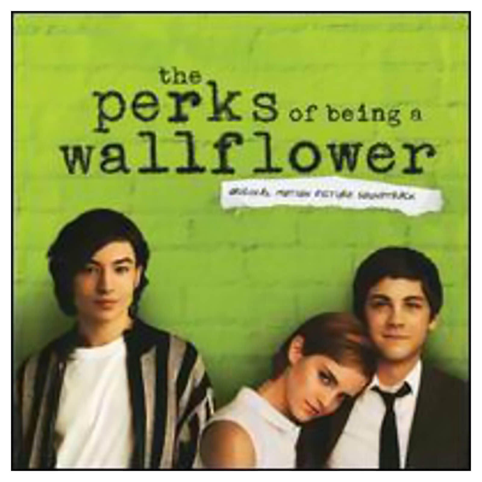 Perks Of Being A Wallflower/O.S.T. - Vinyl