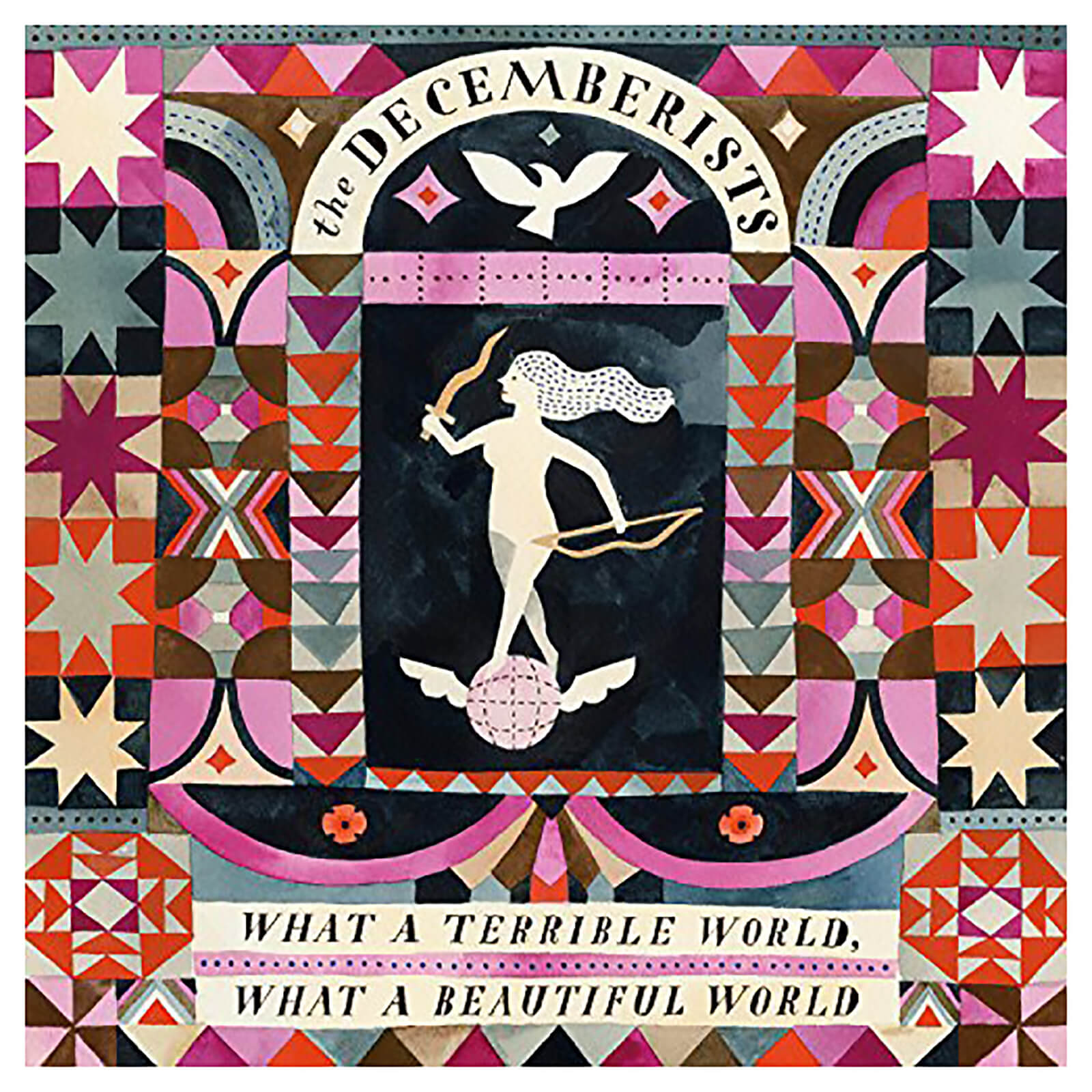 Decemberists - What A Terrible World: What A Beautiful World - Vinyl