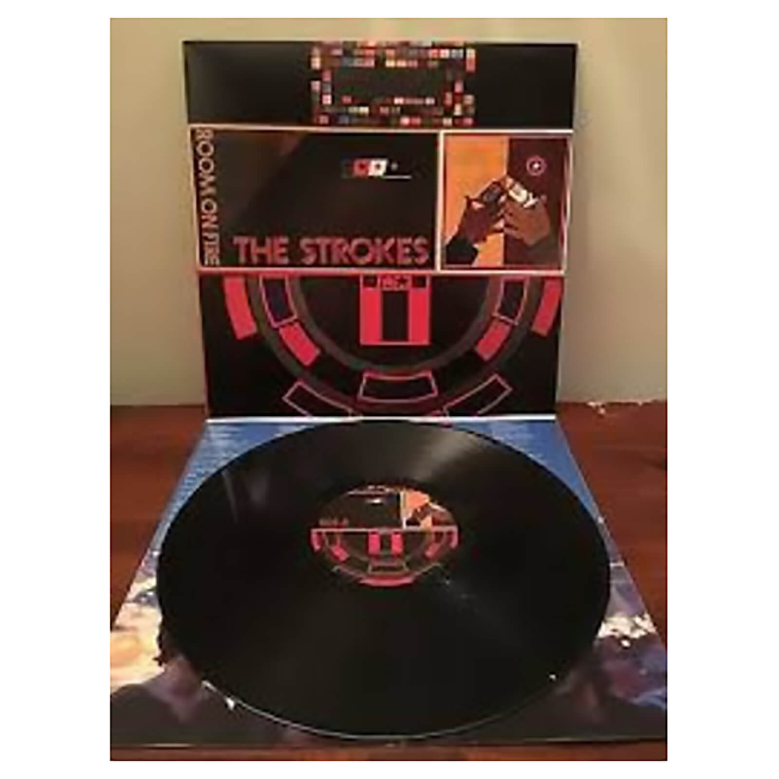 Strokes - Room On Fire - Vinyl
