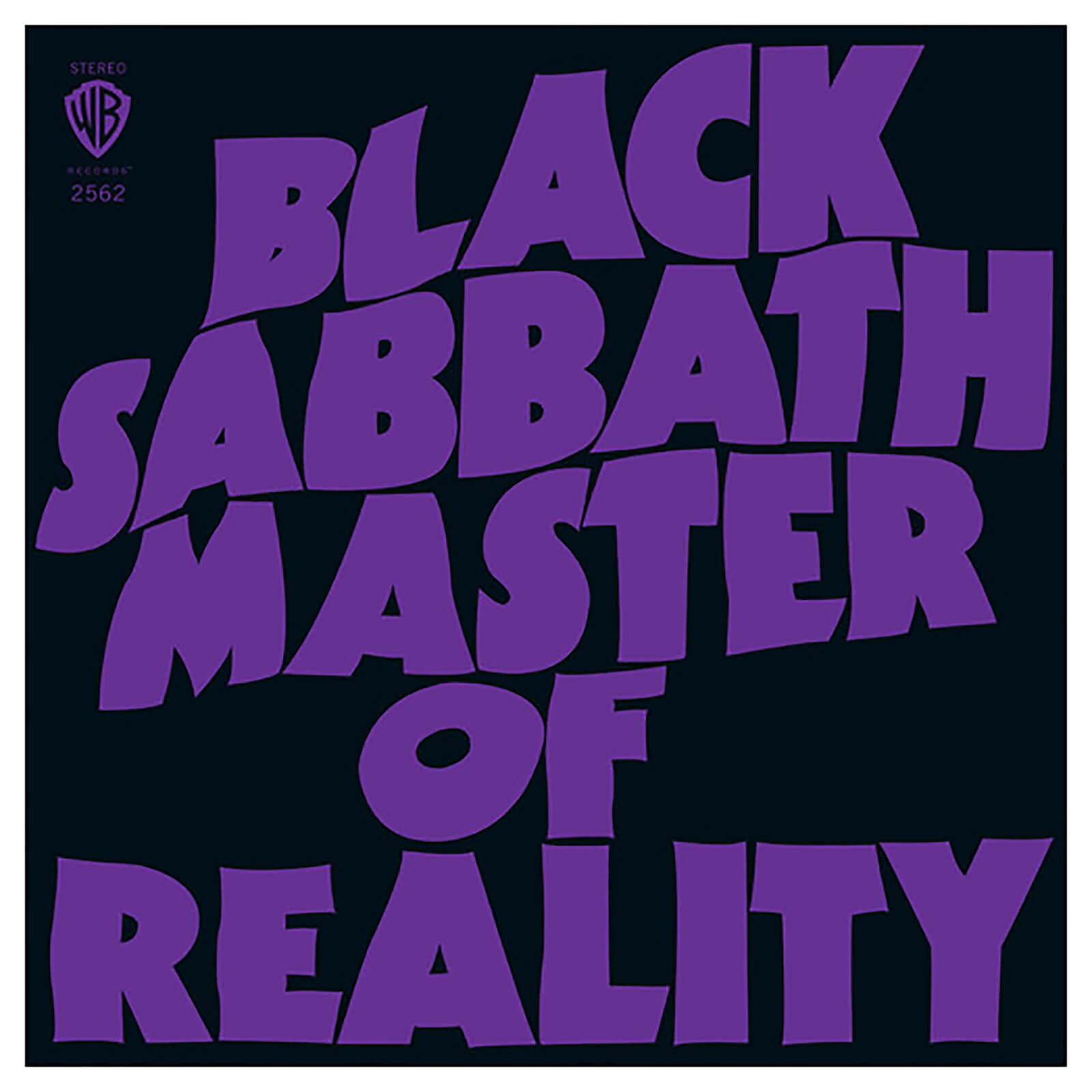 Black Sabbath - Master Of Reality - Vinyl