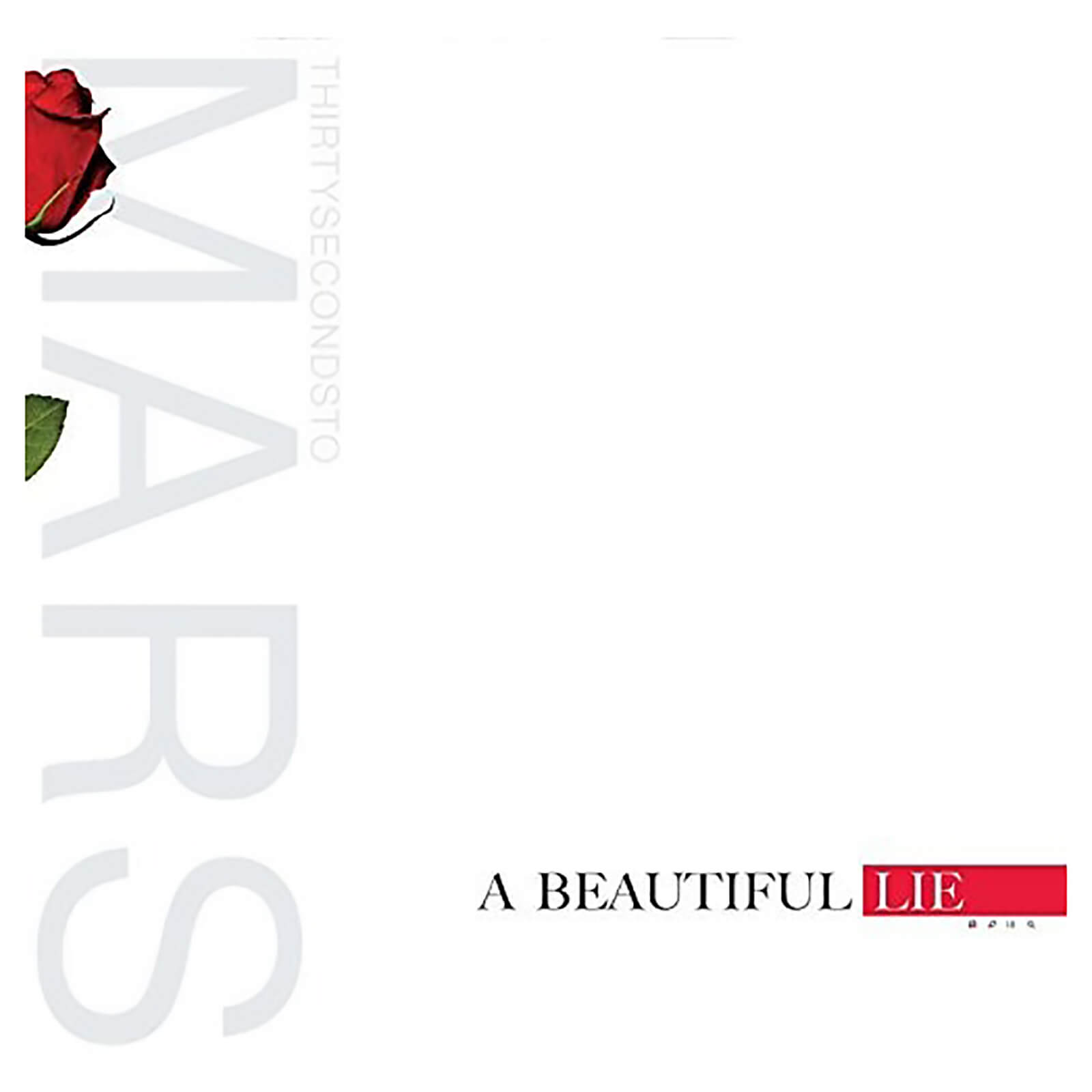 Thirty Seconds To Mars - Beautiful Lie - Vinyl