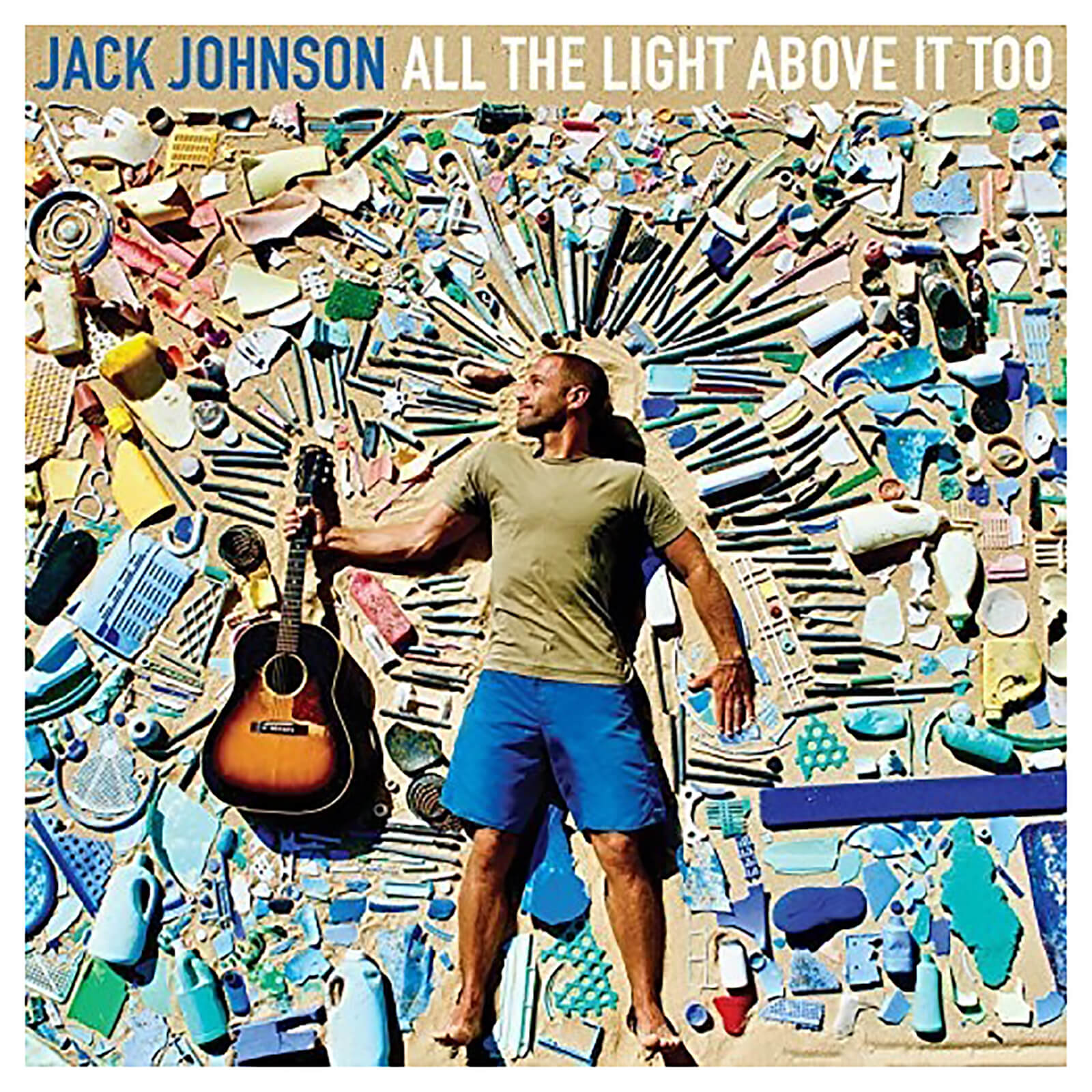 Jack Johnson - All The Light Above It Too - Vinyl